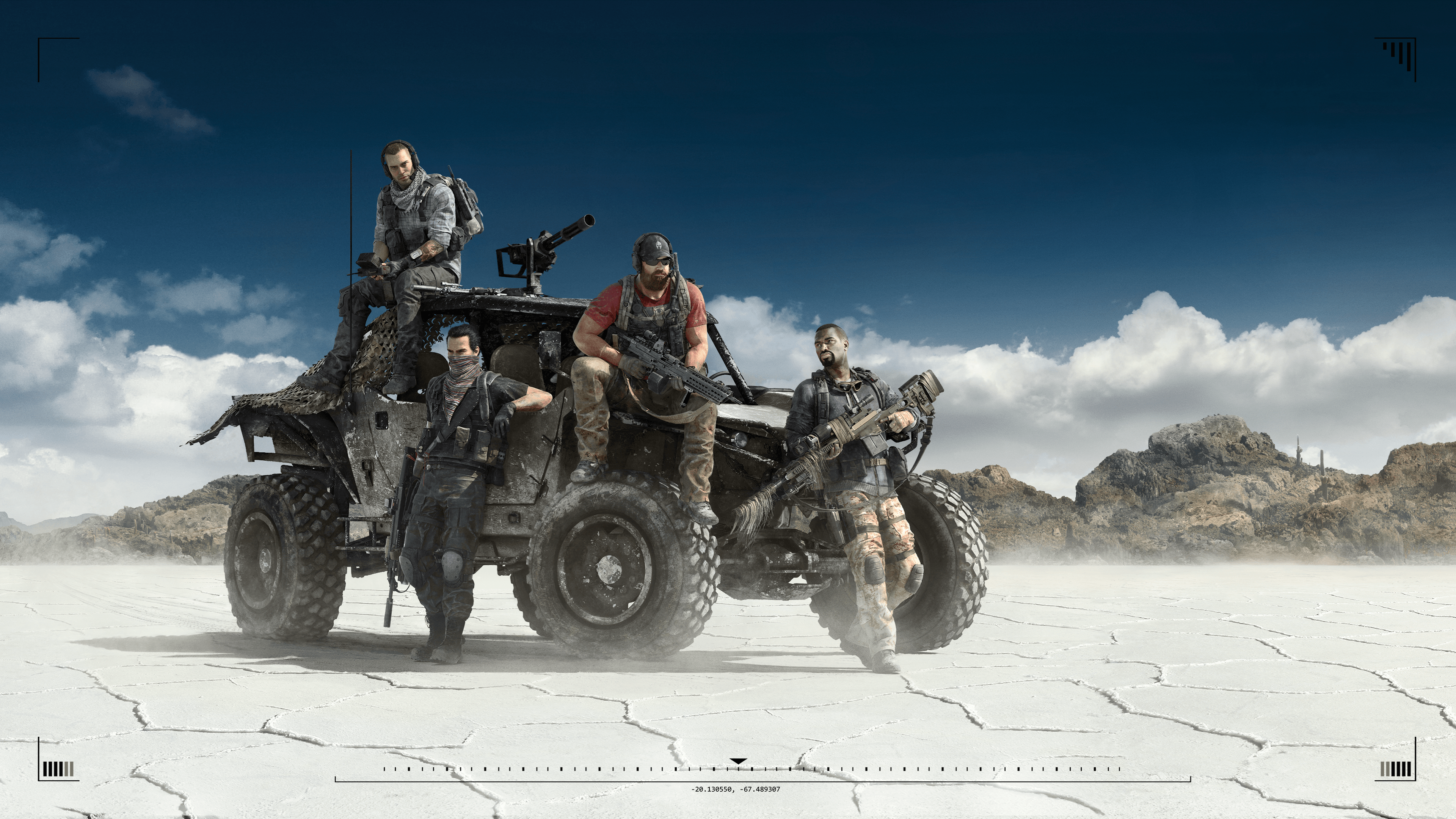 Ghost Recon Wildlands Wallpapers Wallpaper Cave