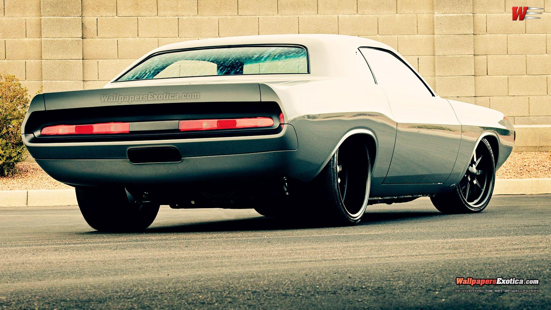 23172) Dodge Muscle Car Wallpapers HD