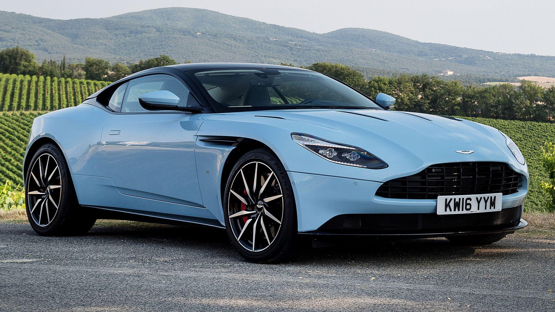 Aston Martin DB11 (2016) Wallpapers and HD Images - Car Pixel