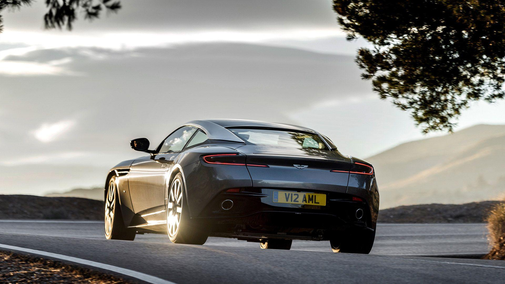 2017 Aston Martin DB11 Wallpapers & HD Images - WSupercars