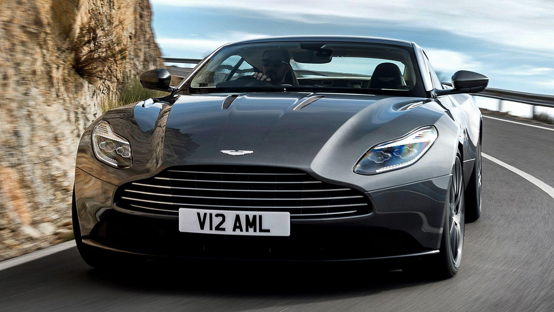 Aston Martin DB11 (2016) UK Wallpapers and HD Images - Car Pixel