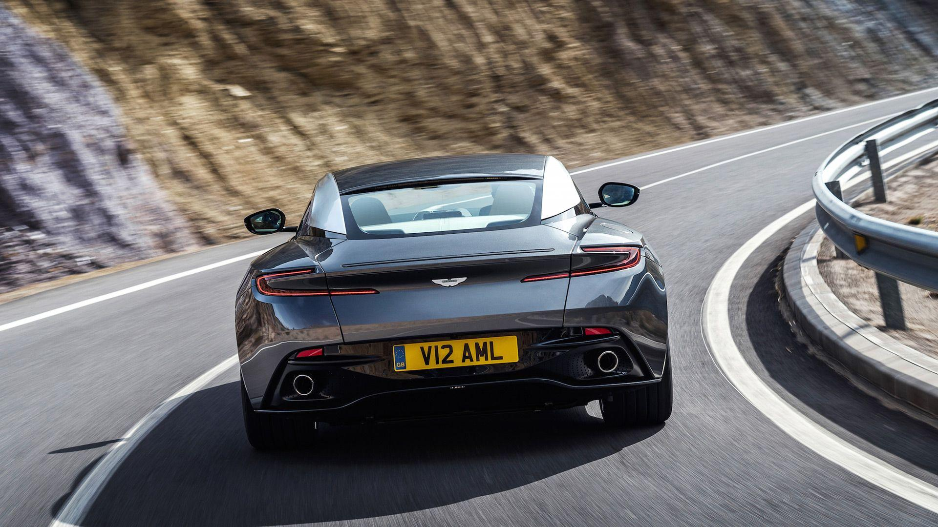 Aston Martin already has 1,400 orders for DB11