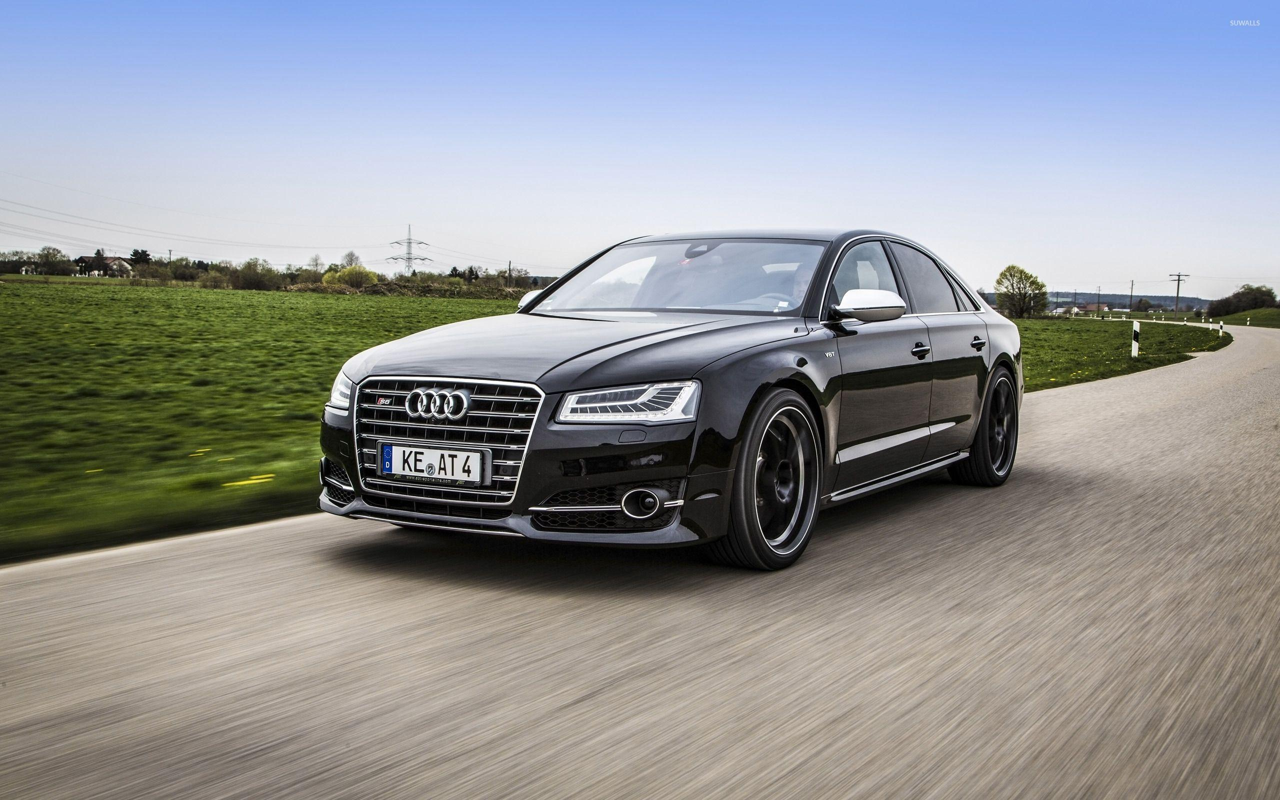 2014 ABT Audi S8 wallpapers
