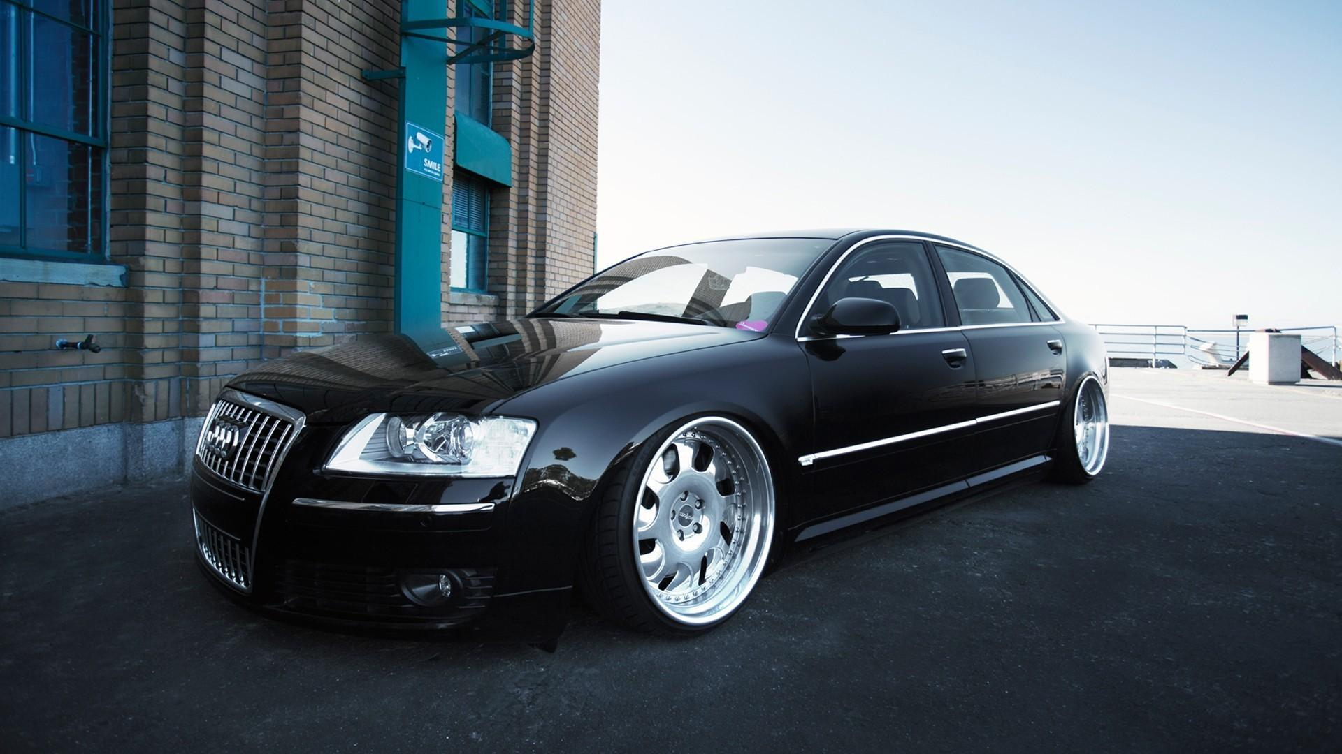 Cars audi s8 wallpapers