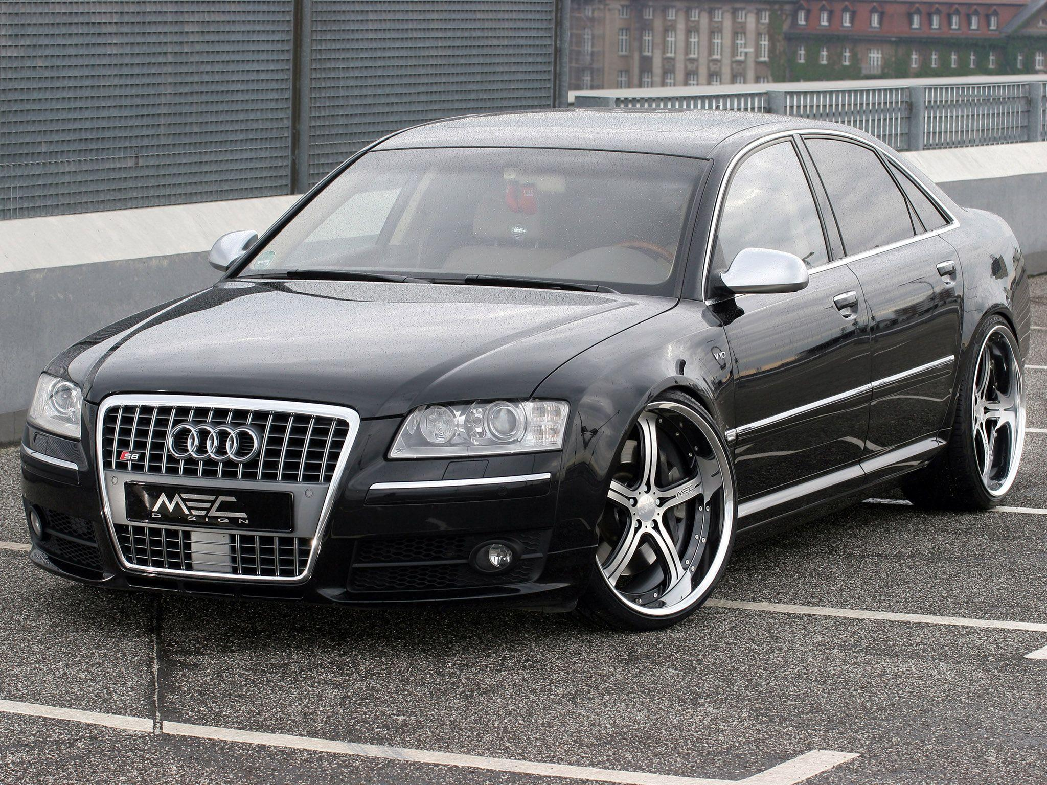 Audi S8 Photos and Wallpapers