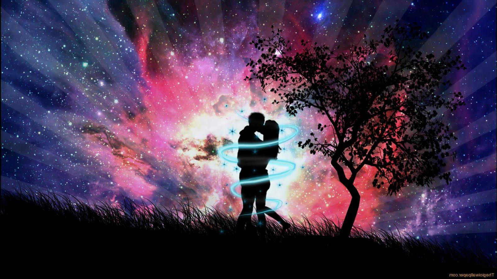 Love Kissing Wallpapers - WallpaperSafari
