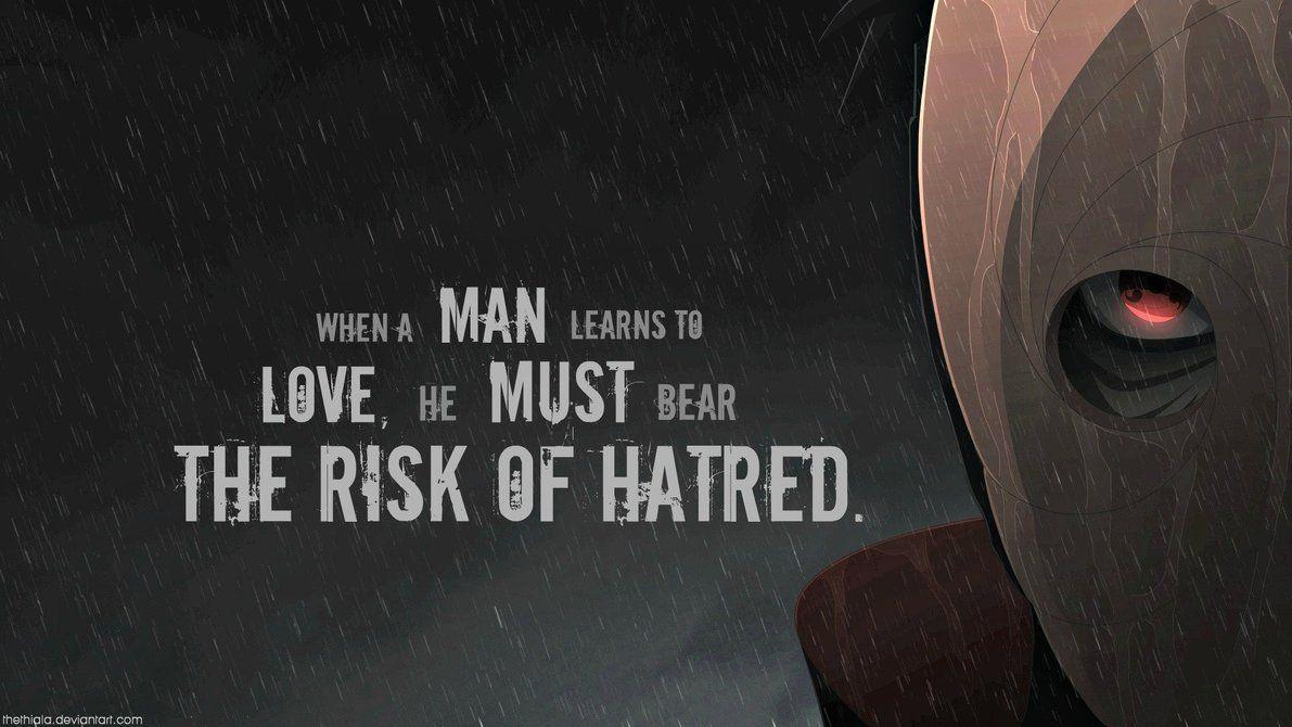 Naruto Quotes Wallpapers - Wallpaper Cave
