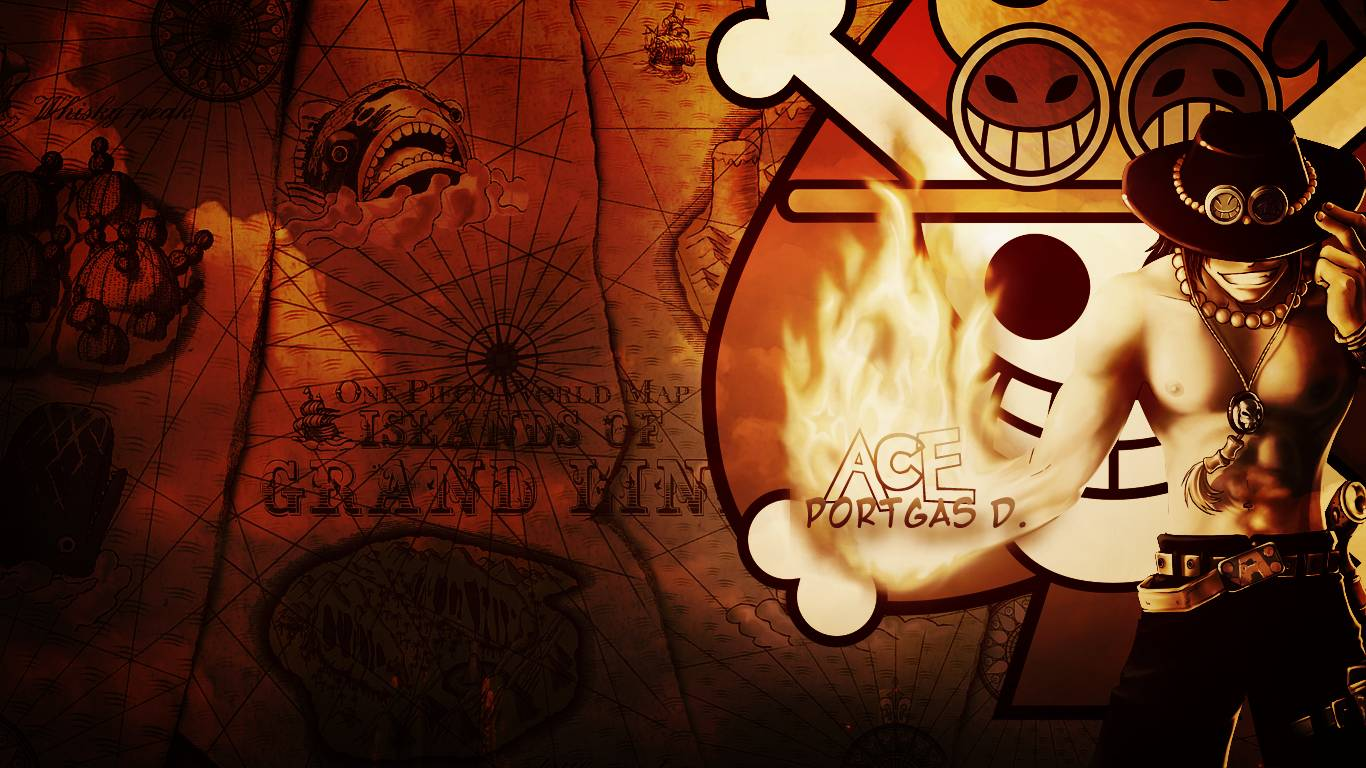 One Piece Wallpapers 1366x768 Group