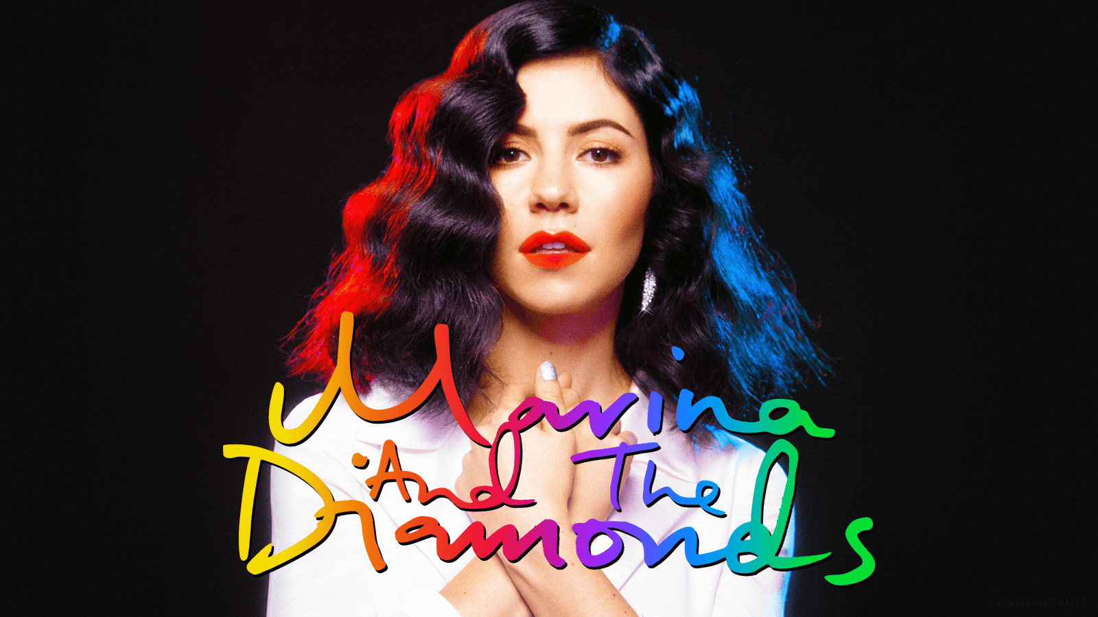 Marina and The Diamonds HD Wallpapers