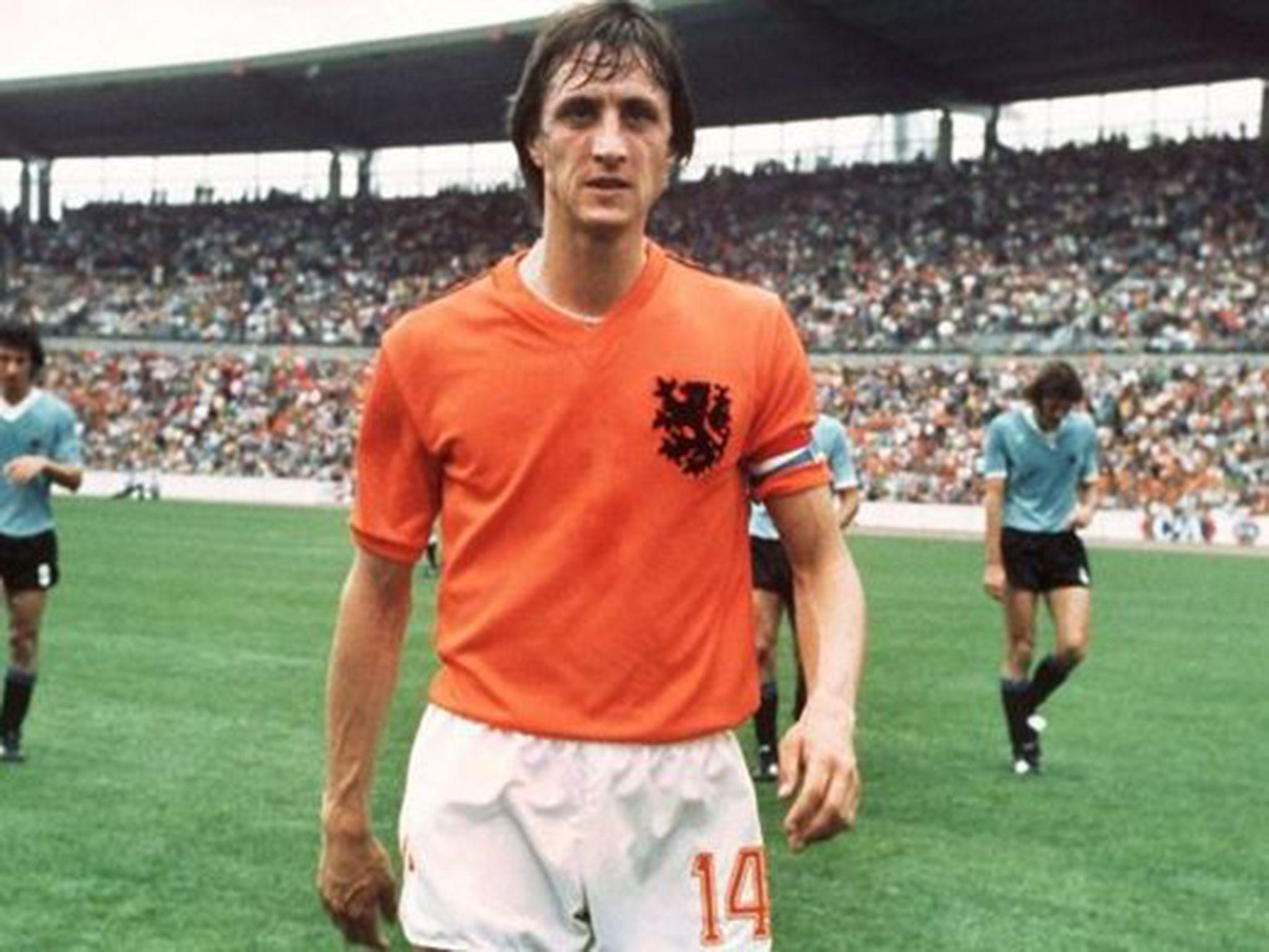 Johan Cruyff: Why the Dutch master wore the famous number 14 shirt