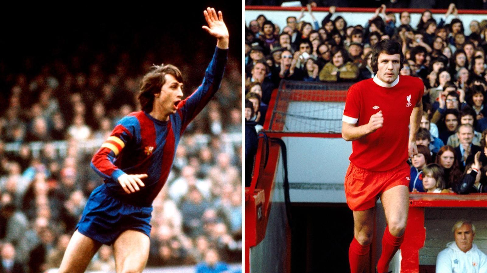Johan Cruyff and Liverpool: The unlikely catalysts for the other's