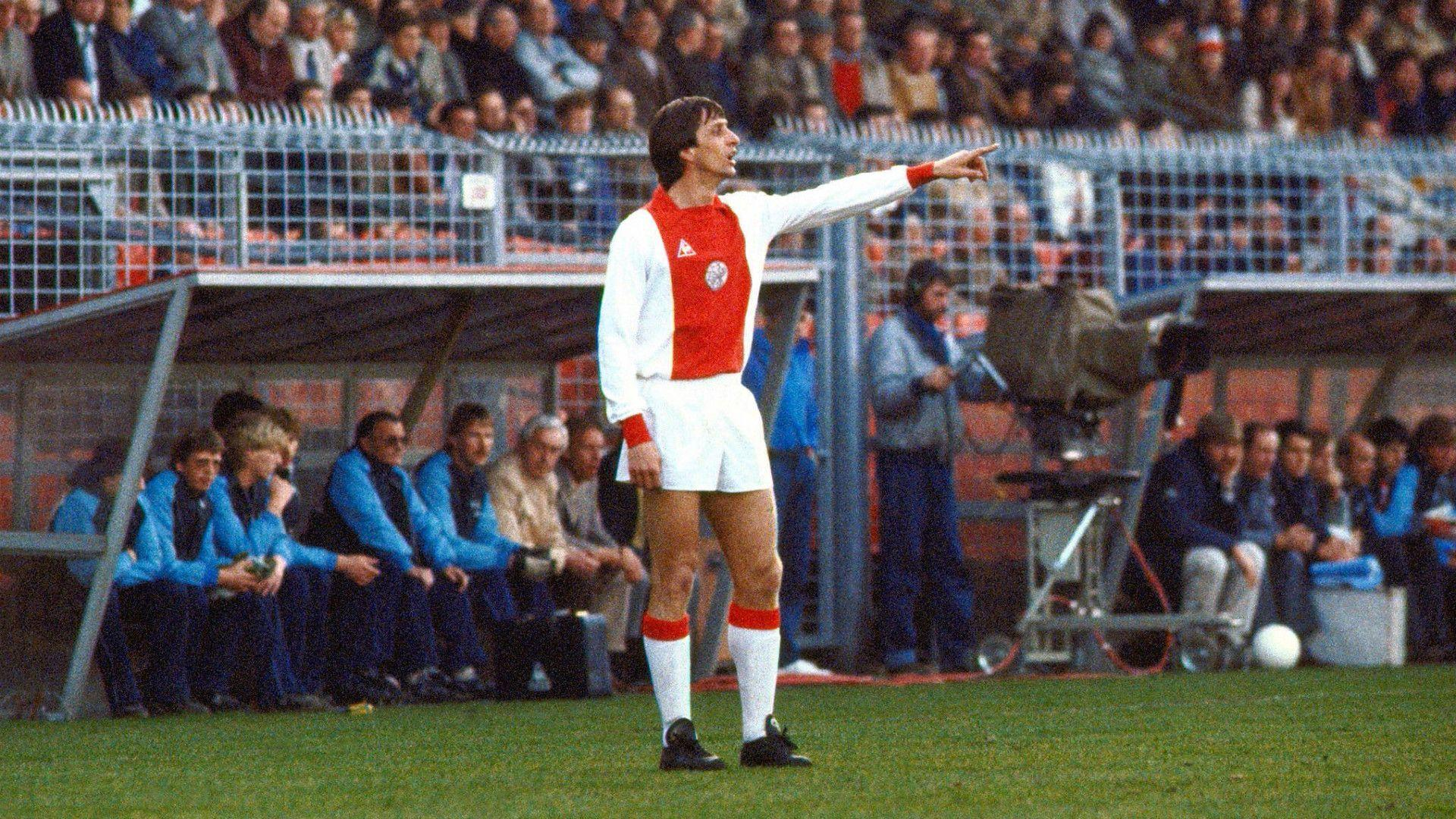 A Tribute to the Eternal Johan Cruyff: God's Gift to Football