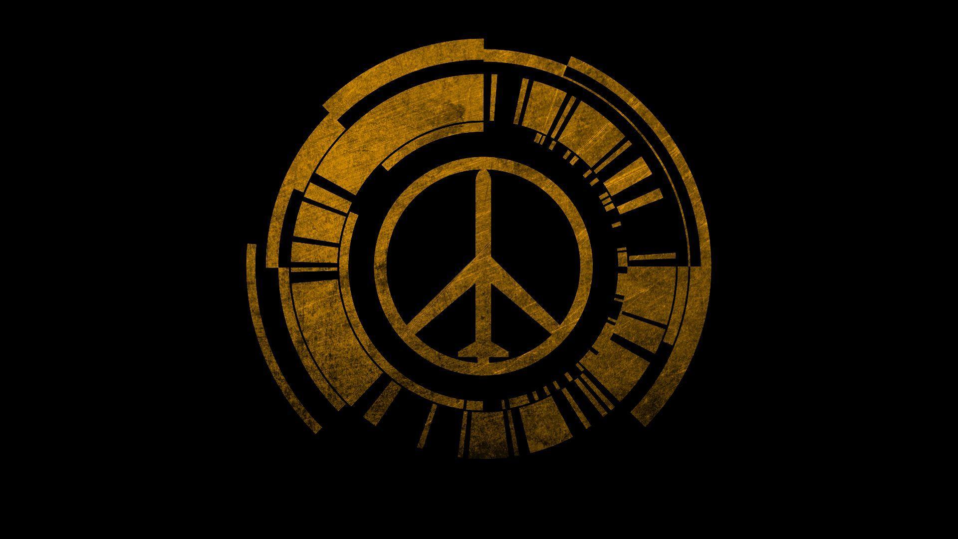 Peace Logo Wallpapers Wallpaper Cave