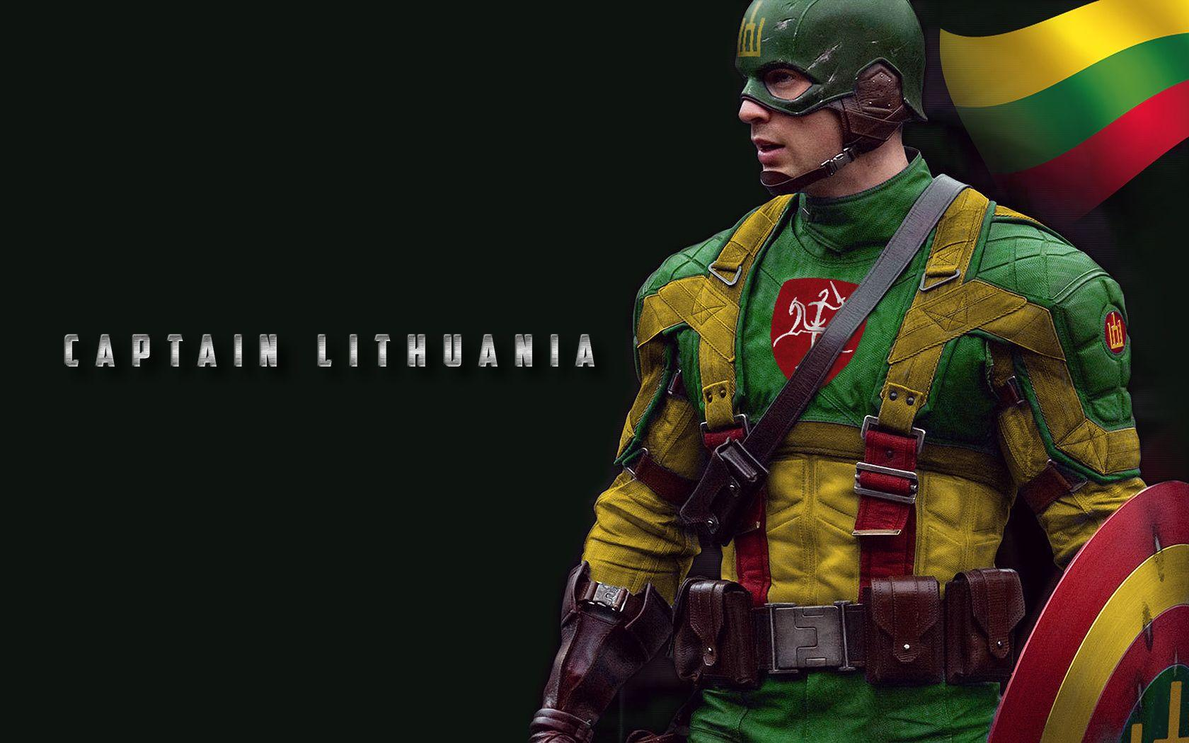 4 Lithuania Captain HD Wallpapers | Backgrounds - Wallpaper Abyss