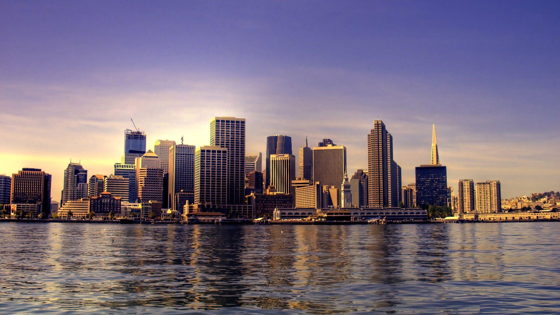 Backgrounds For Milwaukee Cityscape Desktop Background | www ...