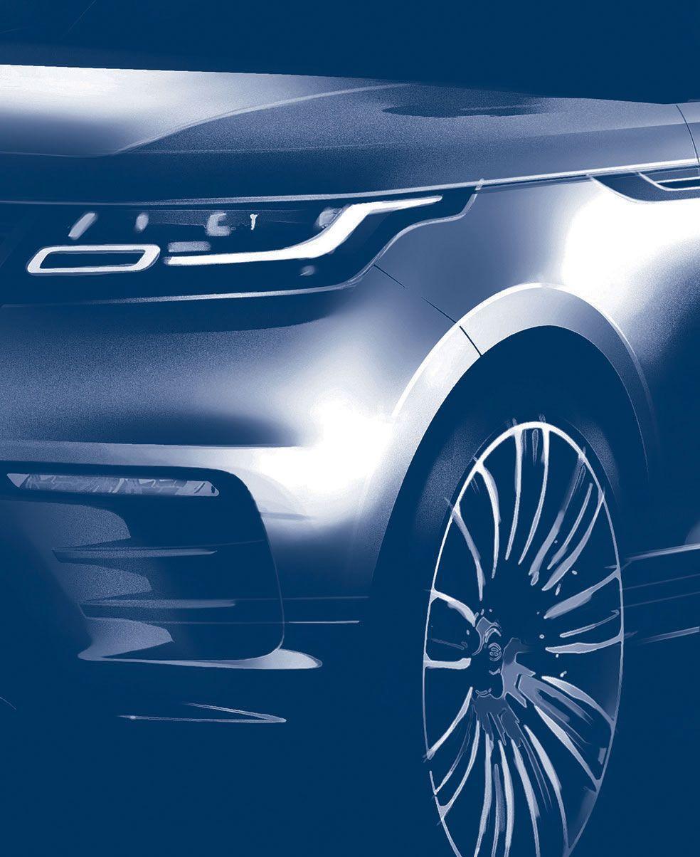 Range Rover Velar Wallpapers