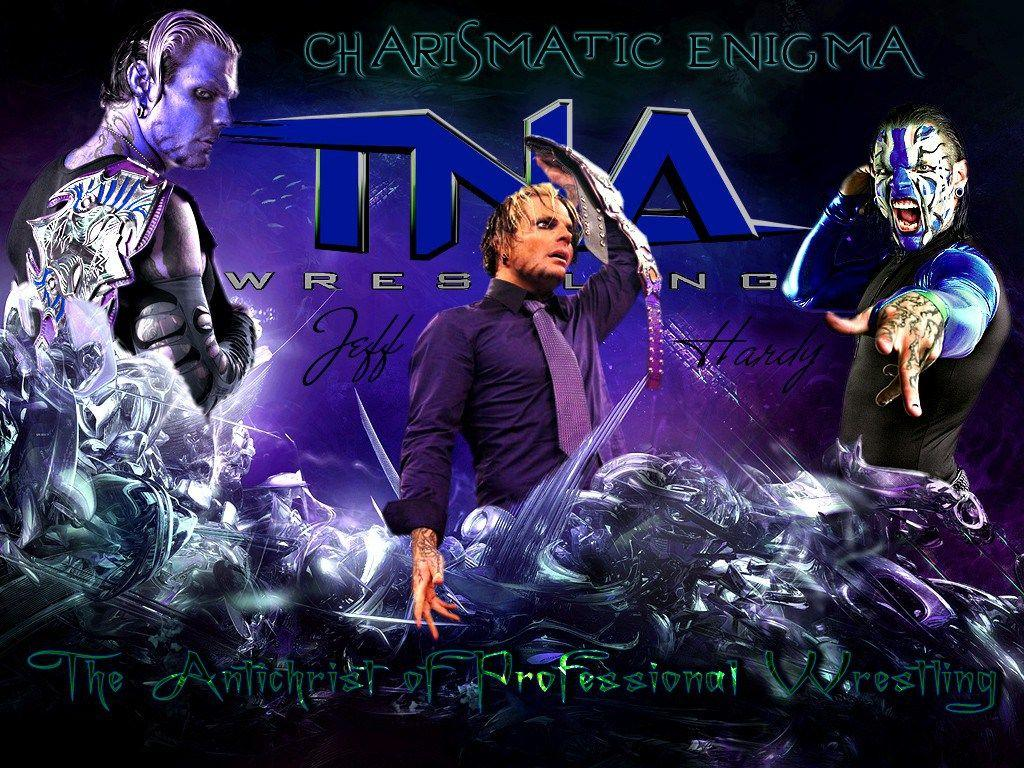 Jeff Hardy Wallpapers Tna