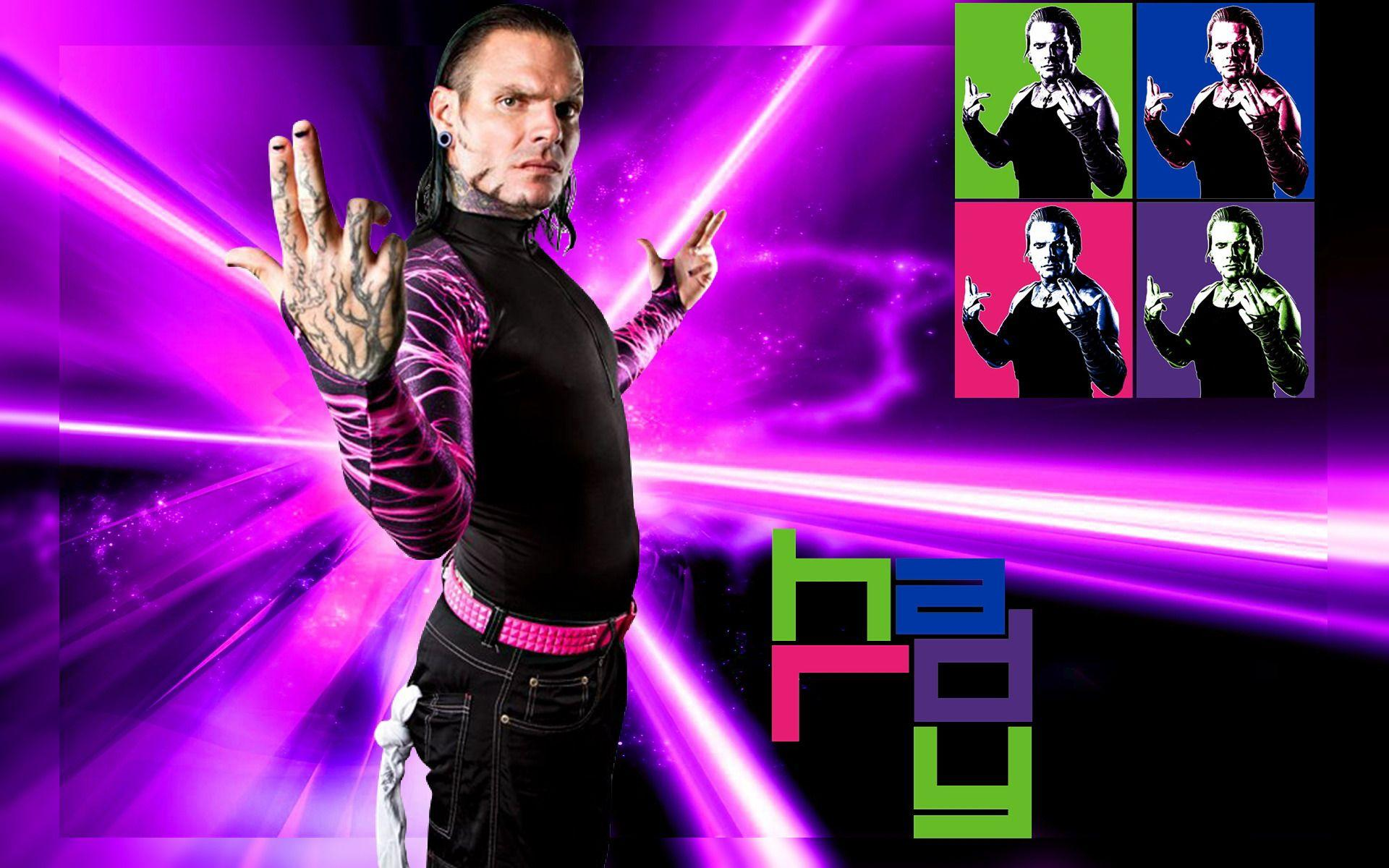 Jeff Hardy Wallpapers and Screensavers