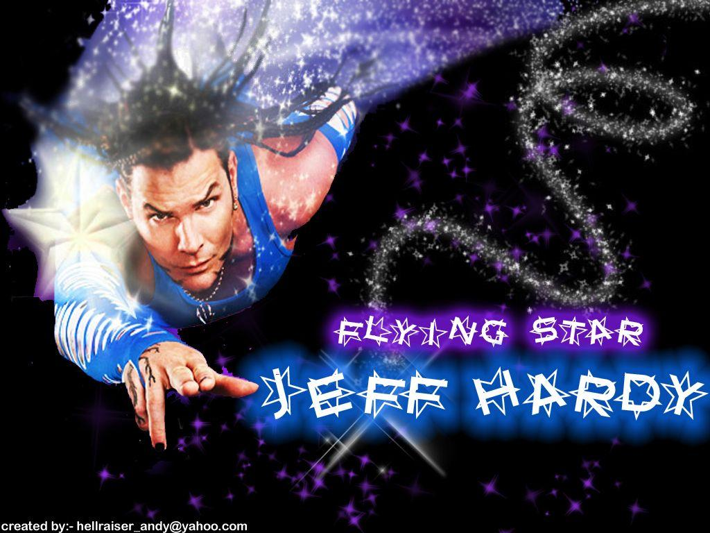Wallpapers of Jeff Hardy – The Flying Star