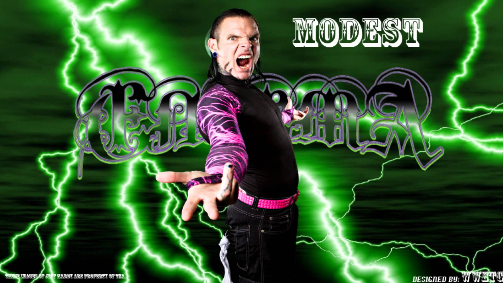 Jeff Hardy 7th Theme Song 'Modest' + DL Link for Song and
