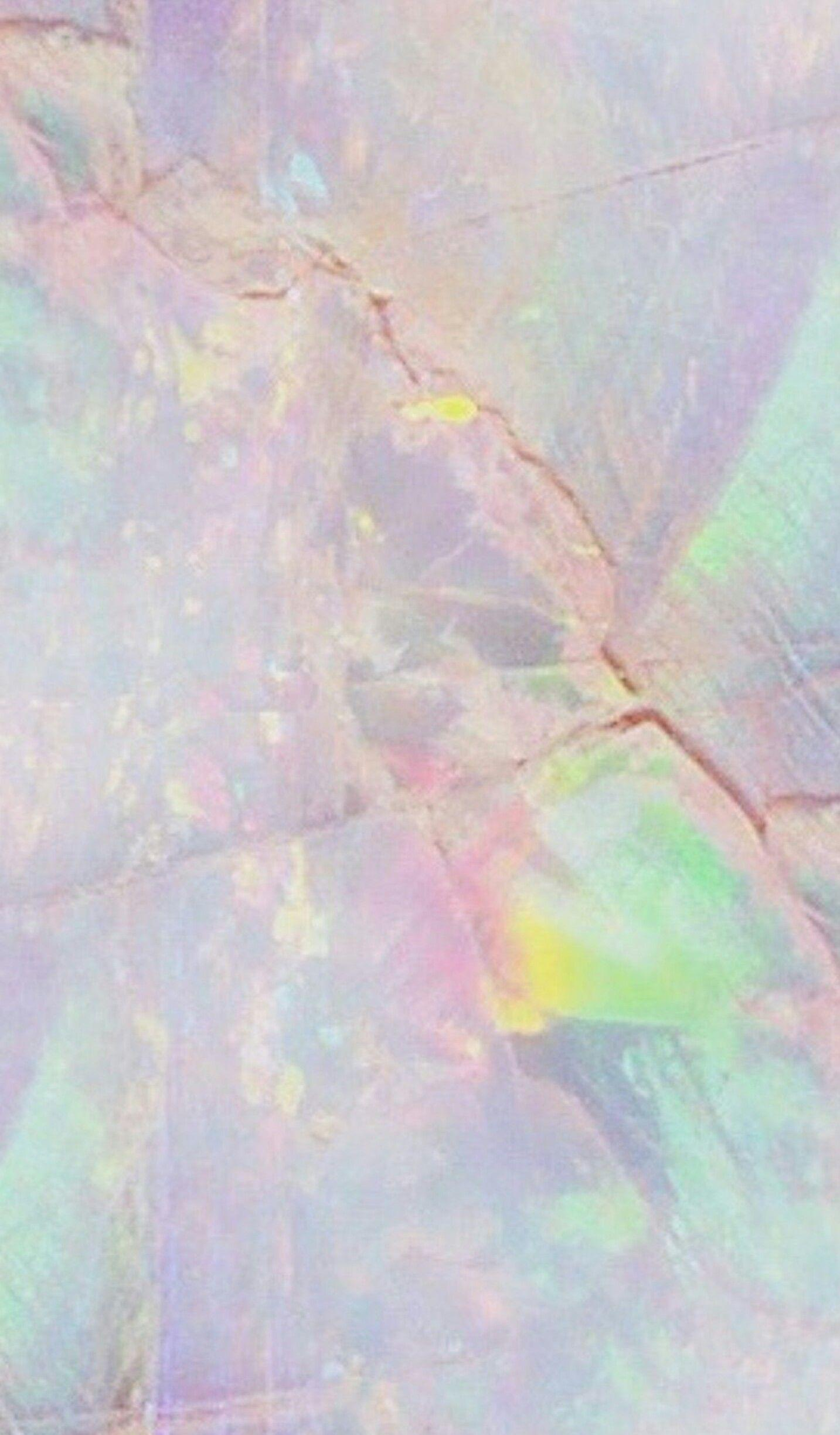 Pastel Holographic Wallpapers Wallpaper Cave