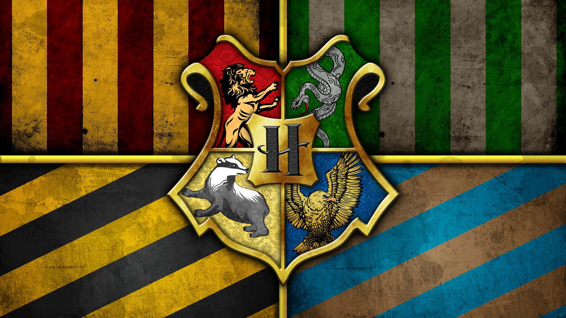 Hogwarts Houses Wallpapers Wallpaper Cave