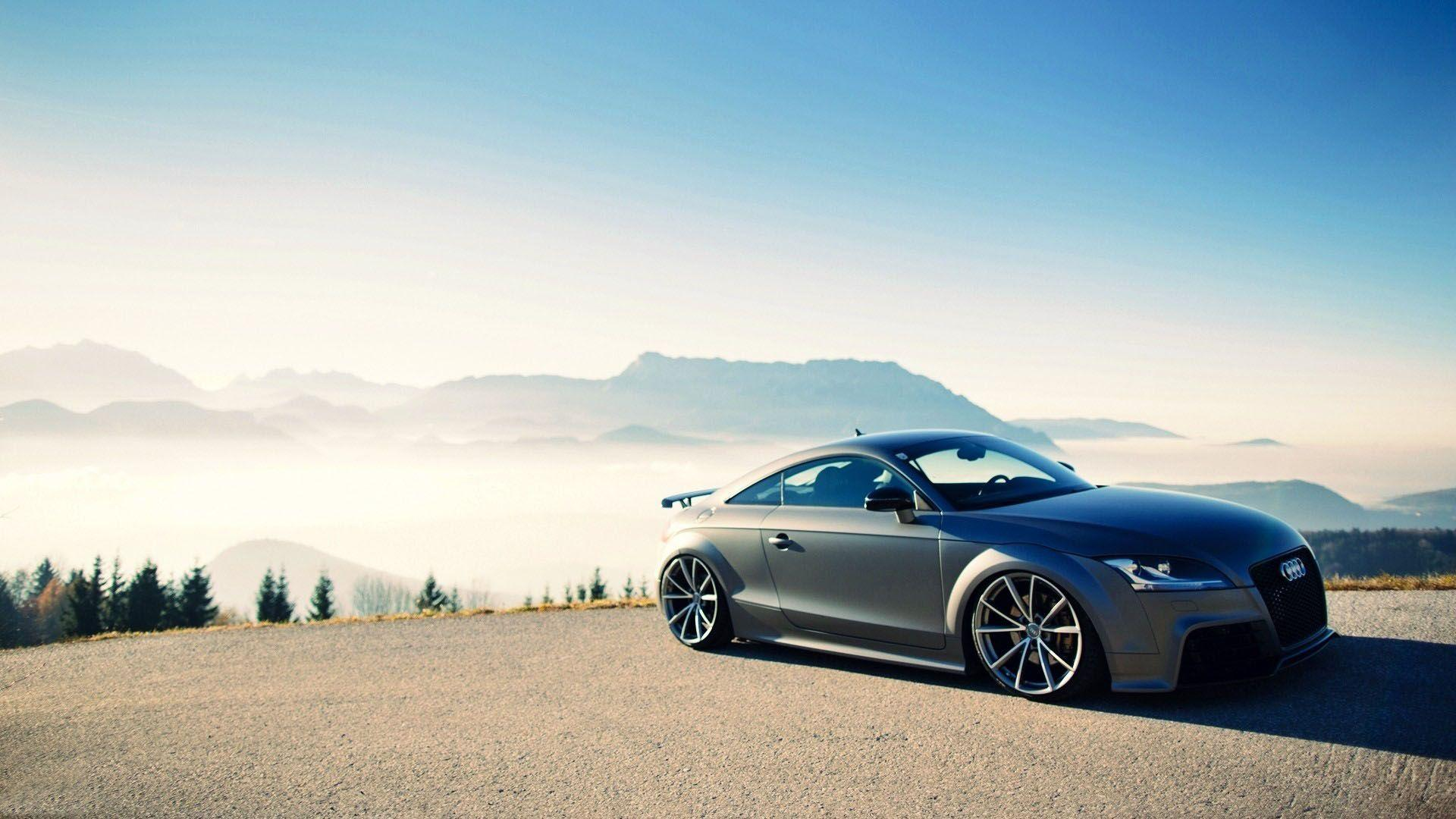Audi Tt Rs Wallpapers Wallpaper Cave
