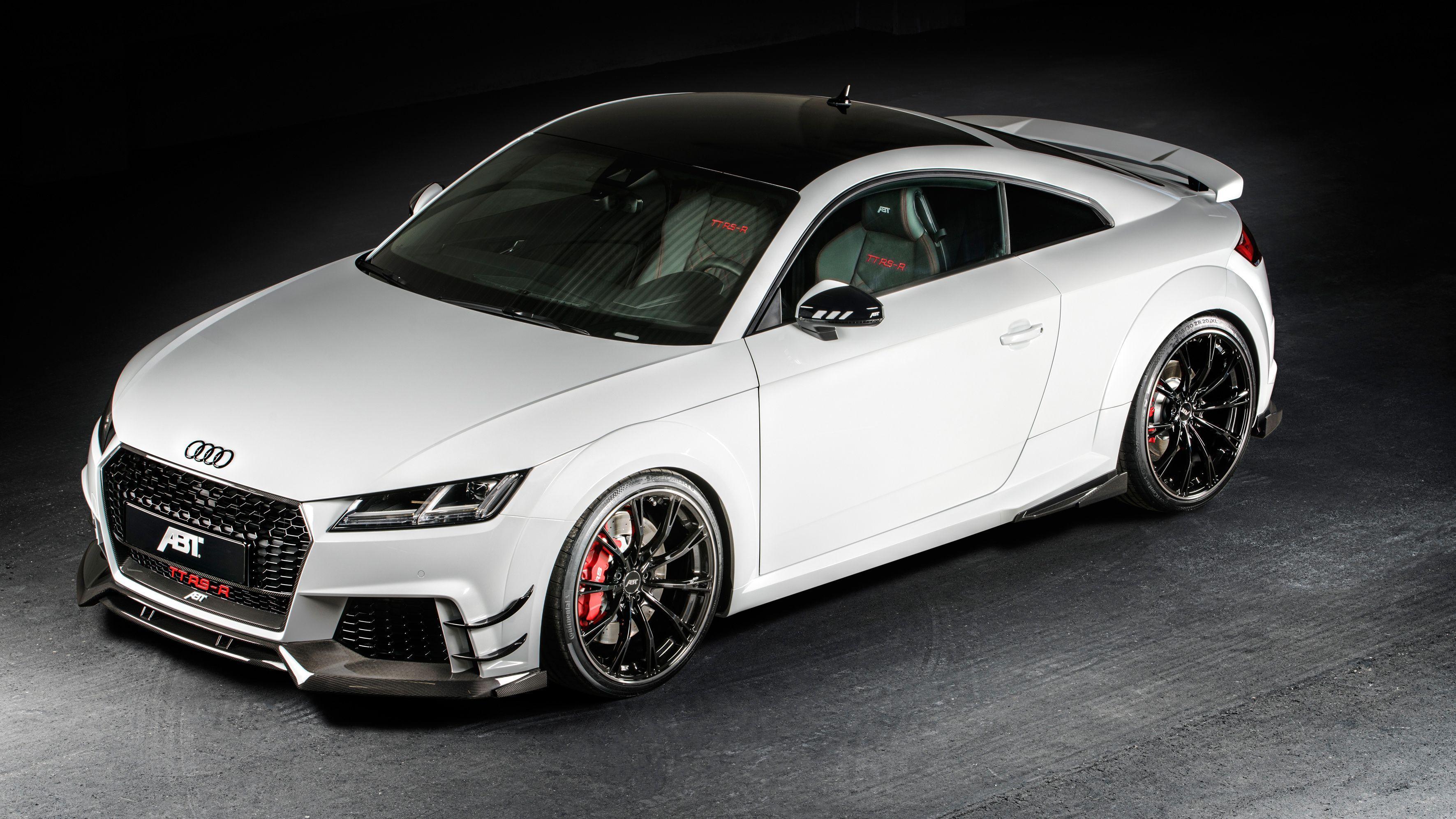 Audi Tt Rs Wallpapers Wallpaper Cave