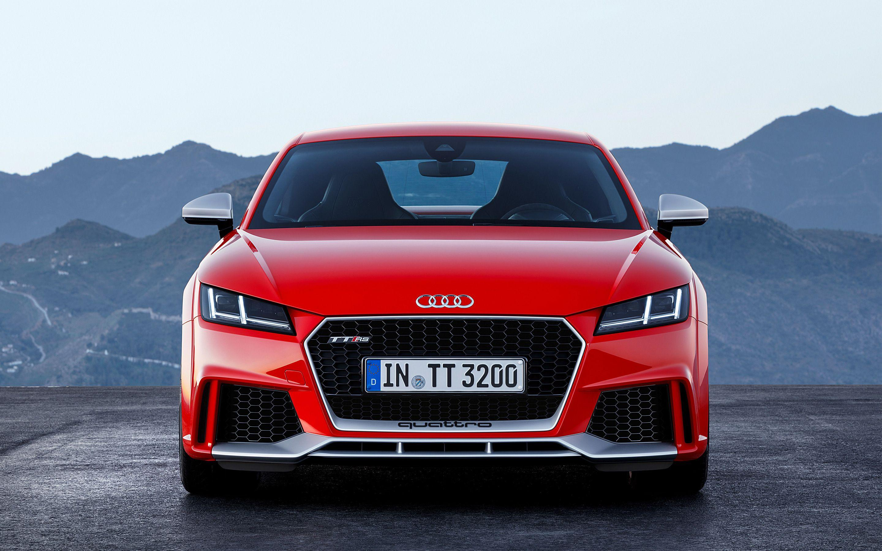 2017 Audi TT RS Coupe Wallpaper | HD Car Wallpapers