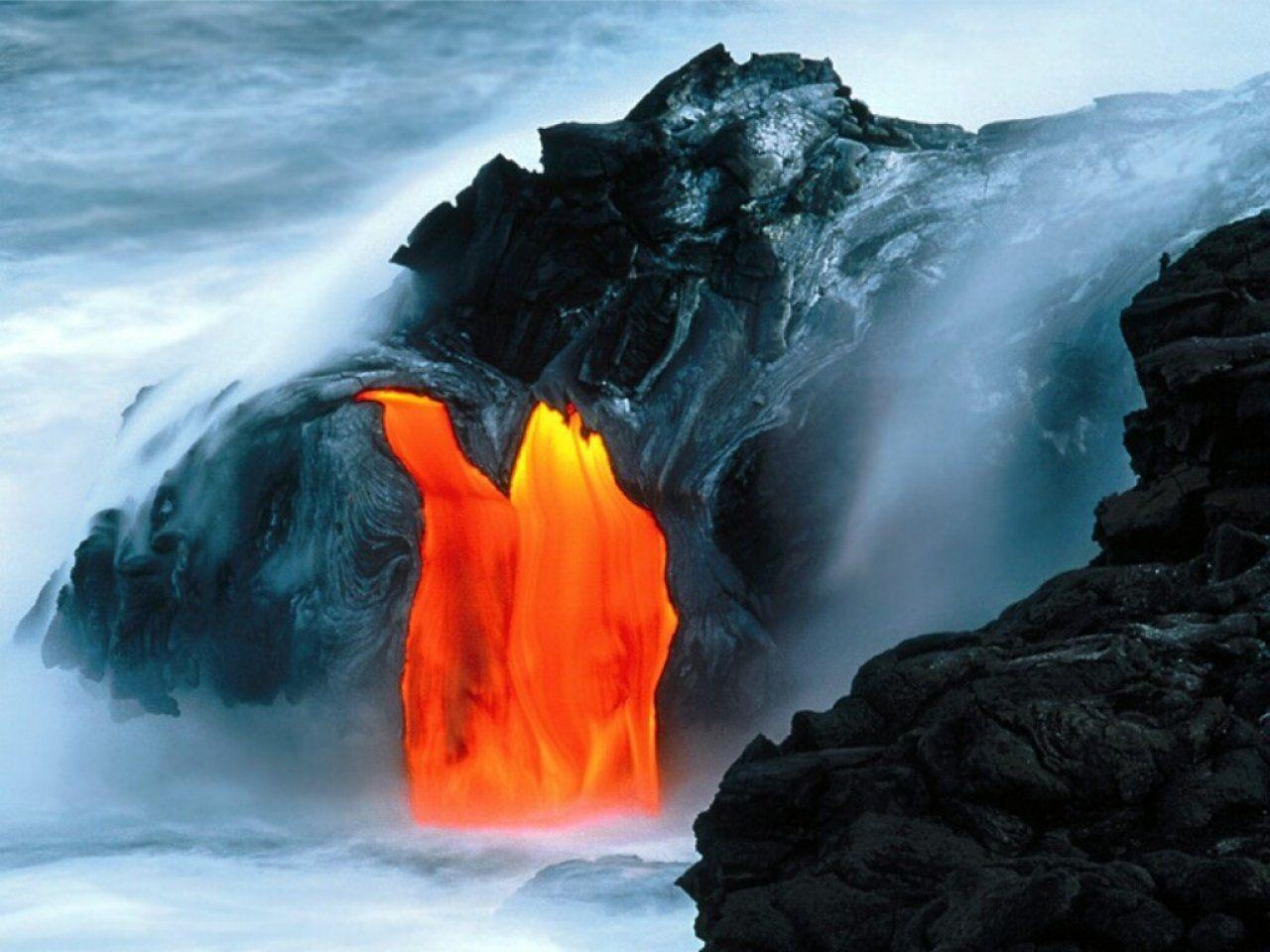 The Leisers on a Lark: National Park: Hawai'i Volcanoes