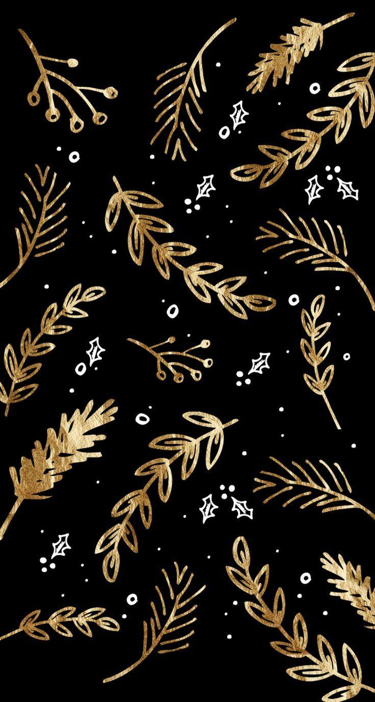 Black And Gold Wallpaper Hd For Mobile Fitrinis Wallpaper