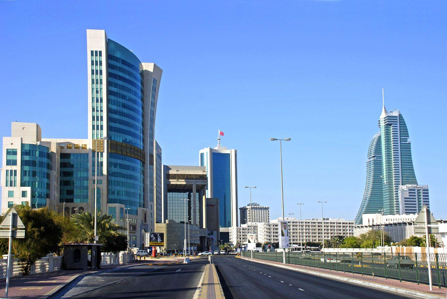 Wallpapers Landscape World Trade Center Bahrain City 1920×1080 ...