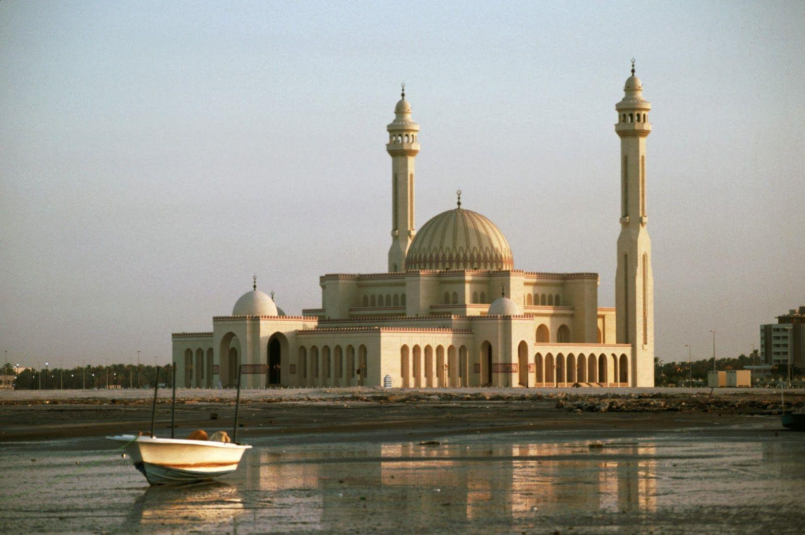 Bahrain Mosque Manama Wallpapers - photos hd pictures ~ Digital ...