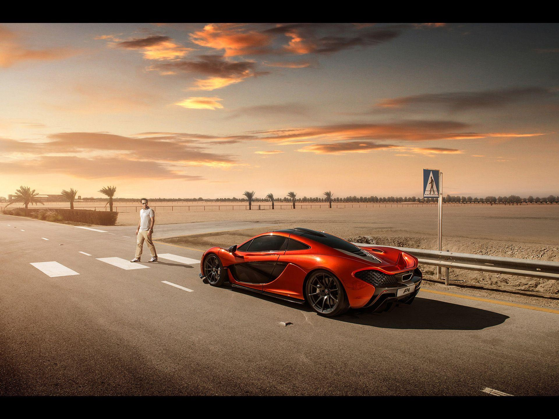 2013 McLaren P1 at Bahrain Static Side Top Angle wallpapers | 2013 ...
