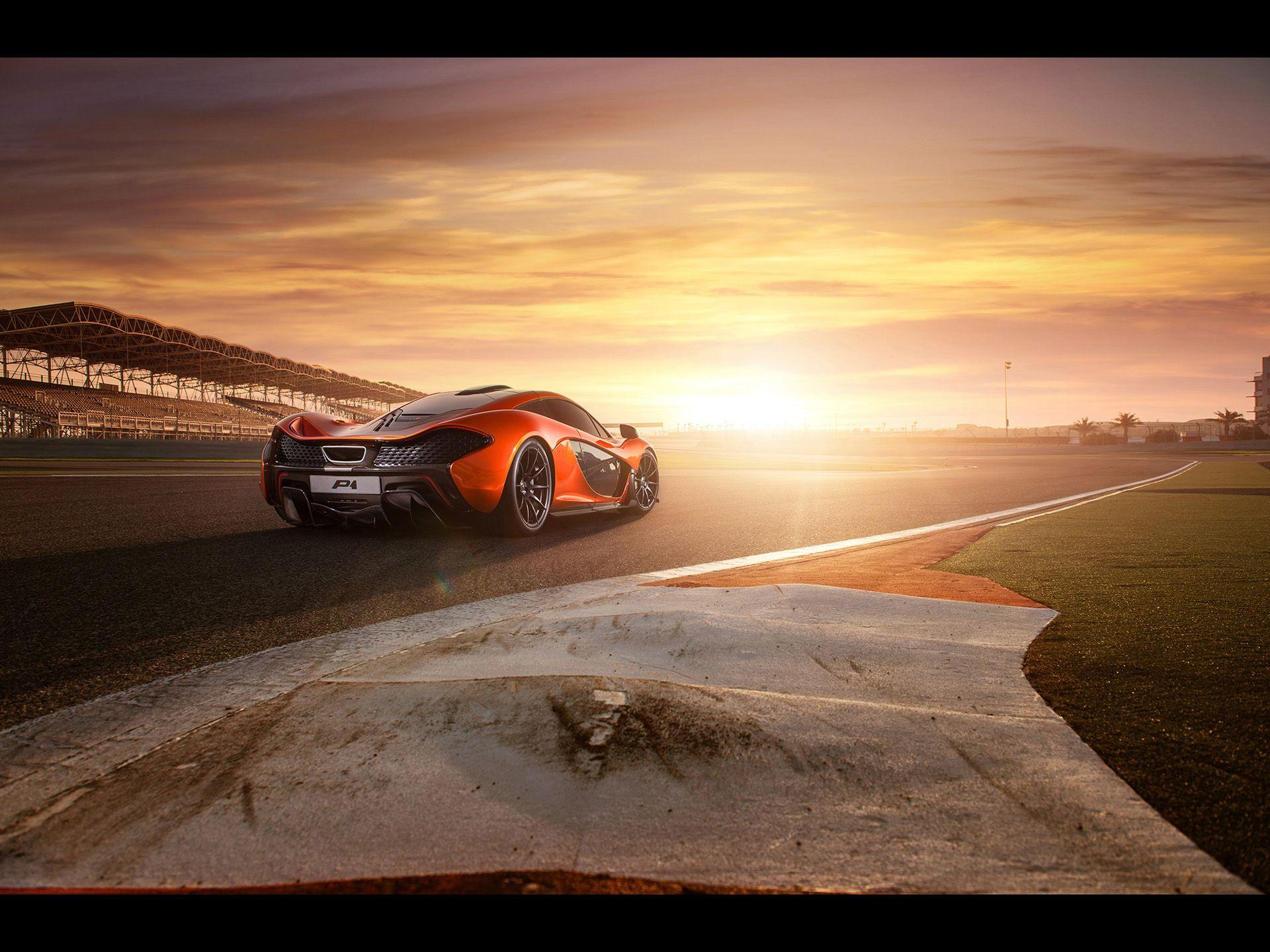 2013 McLaren P1 at Bahrain Static Rear Angle wallpapers | 2013 ...