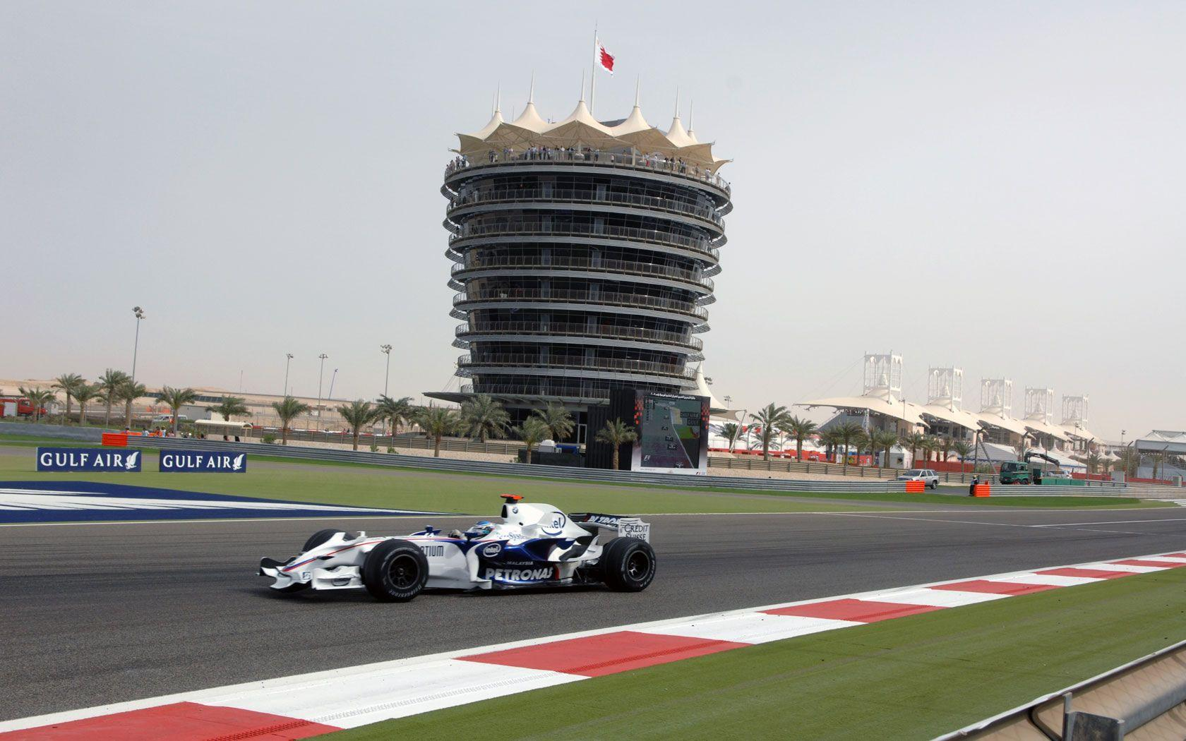 HD Wallpapers 2008 Formula 1 Grand Prix of Bahrain | F1-Fansite.com