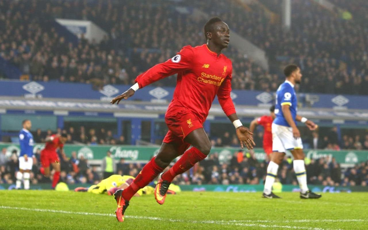 Sadio Mané Wallpapers Wallpaper Cave