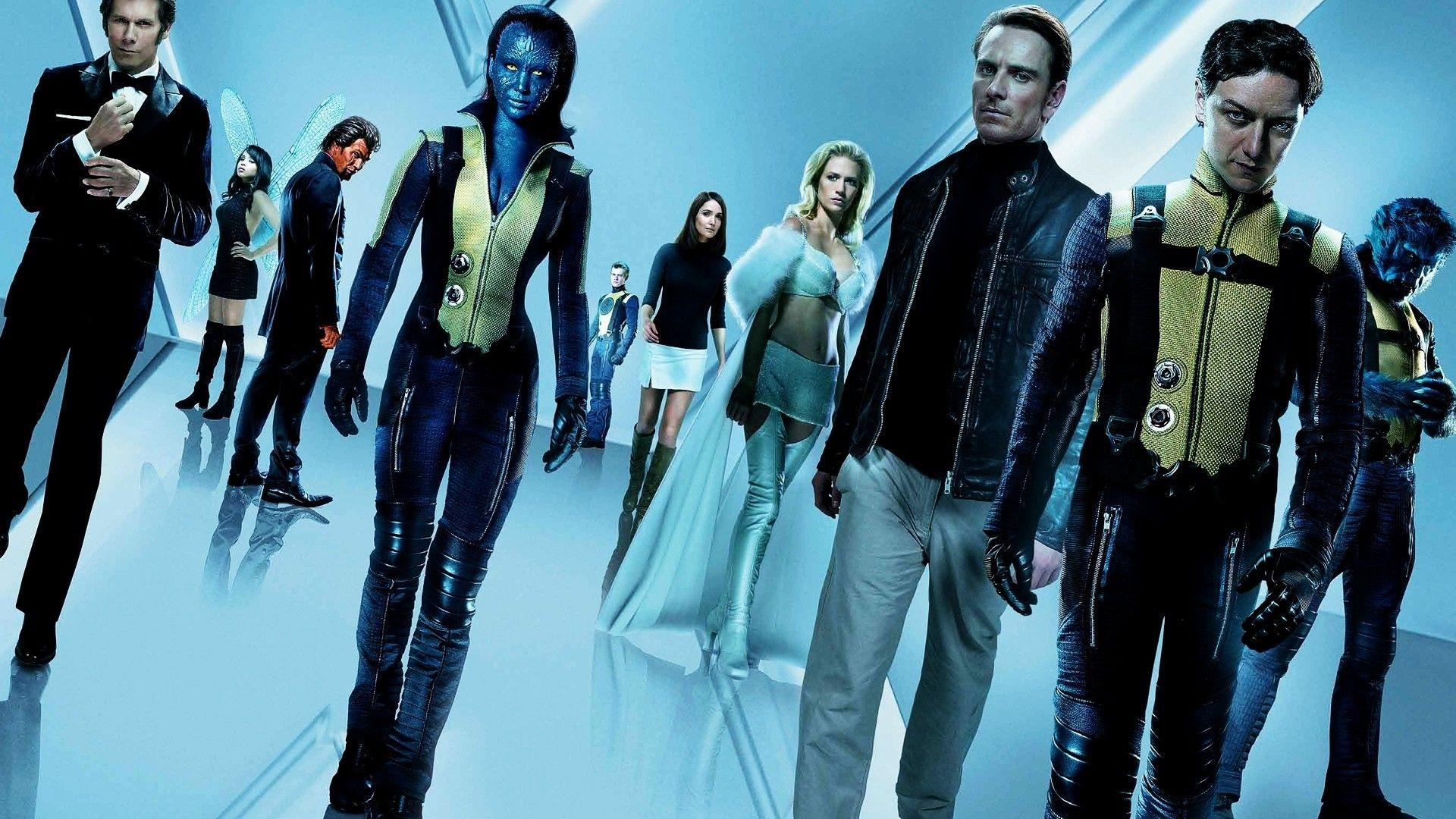 movies, X Men: First Class, Magneto, Charles Xavier, Mystique