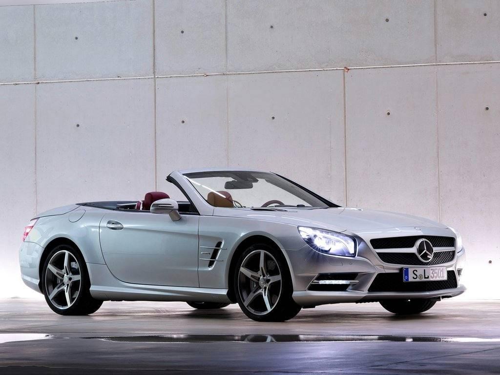 Mercedes Benz SL Class Wallpapers - Wallpaper Cave