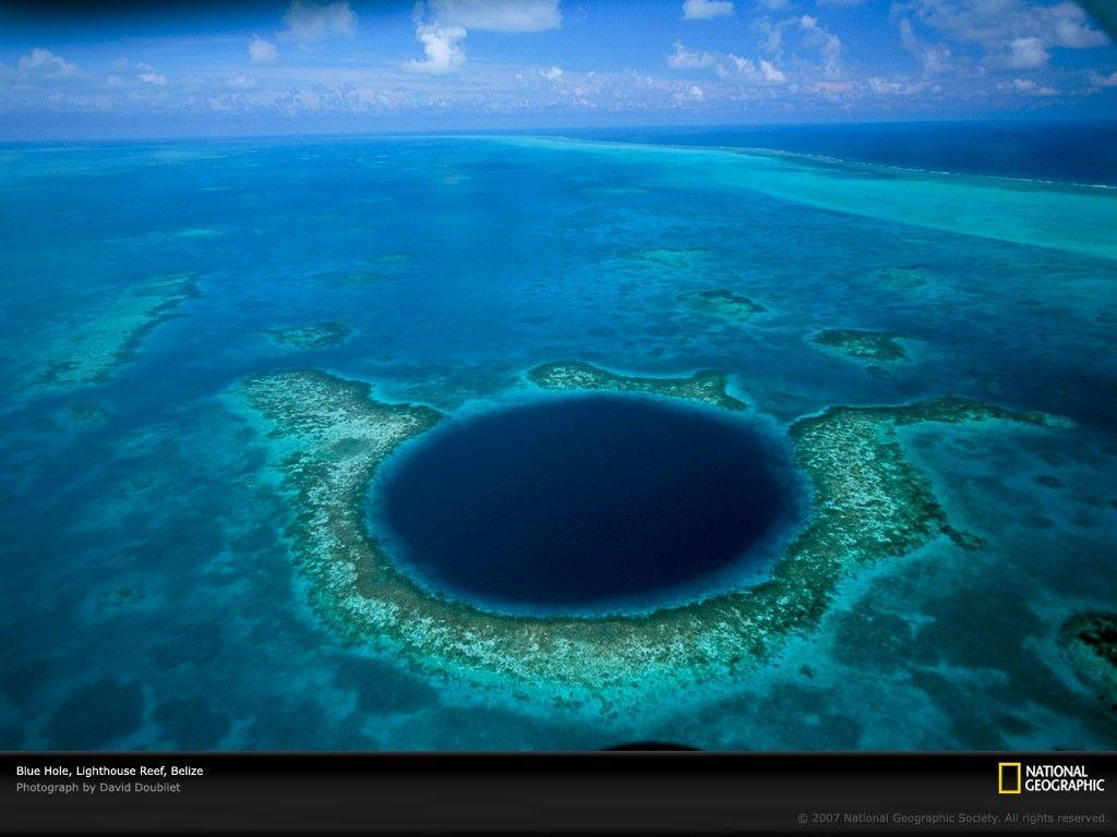 Oceans: Reef Hole Belize Cool Blue Ocean Wallpapers Android for HD