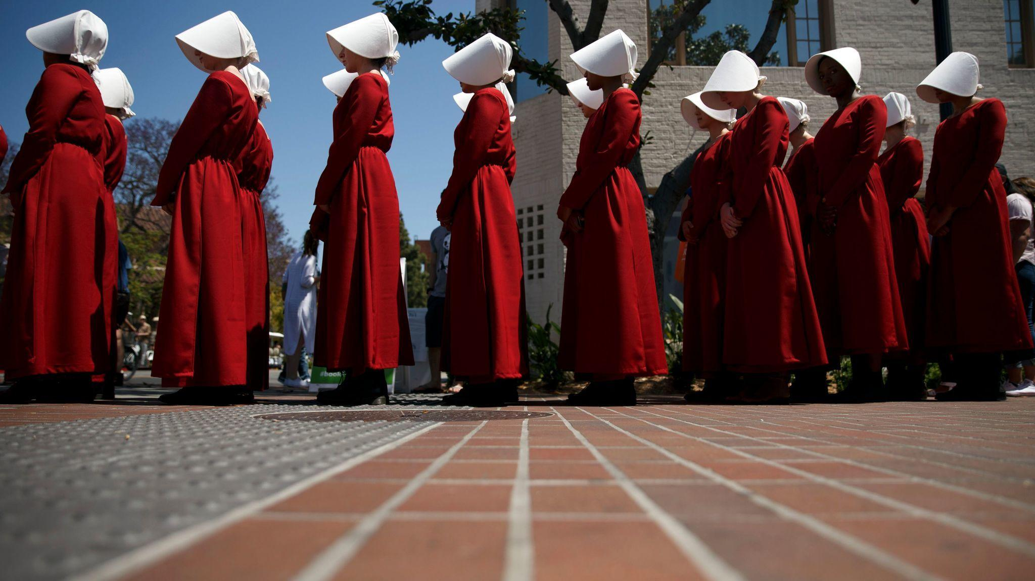 Margaret Atwood answers the question: Is 'The Handmaid's Tale' a ...