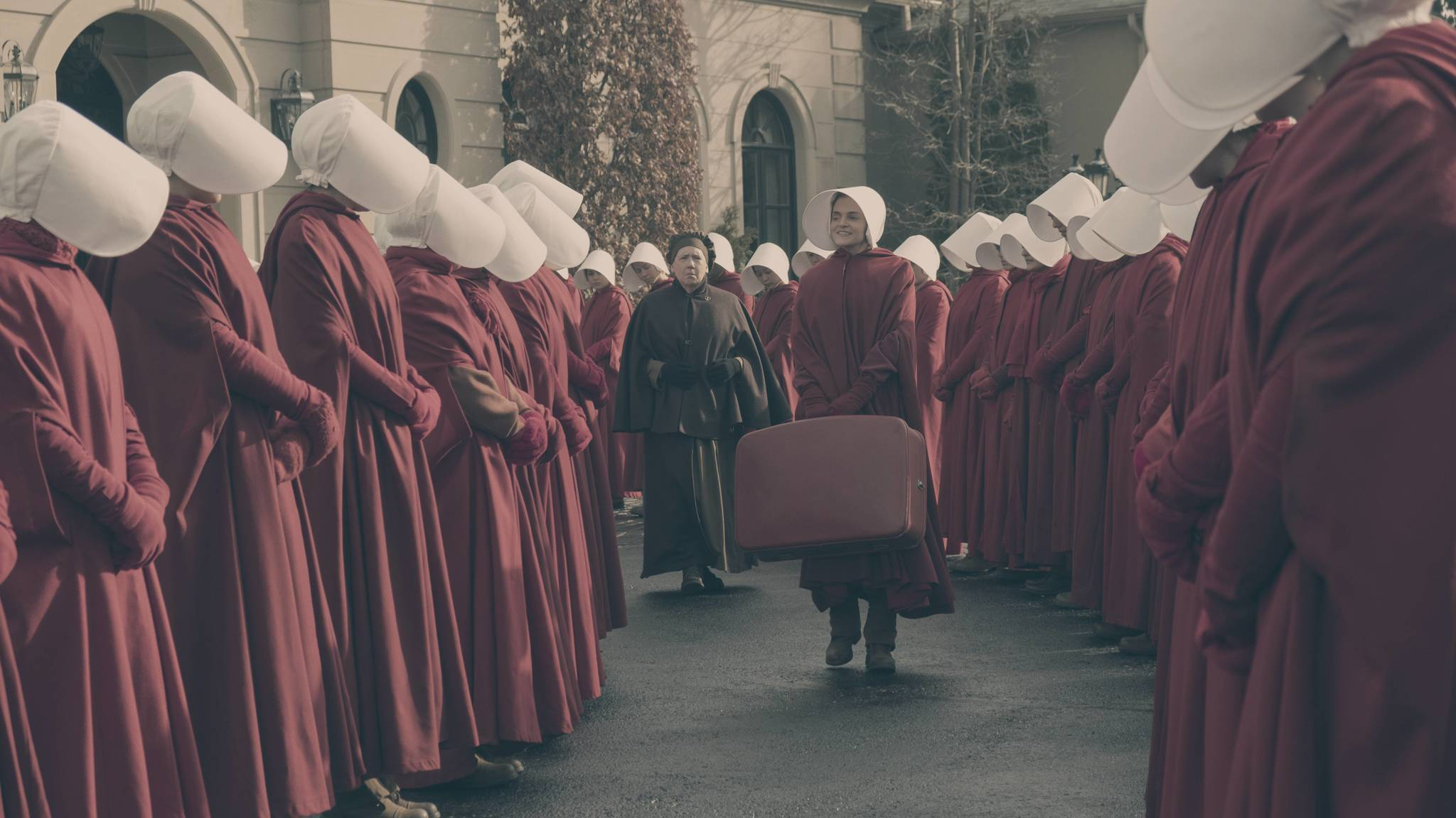 The Handmaid's Tale' recap: A revolution is brewing - Baltimore Sun