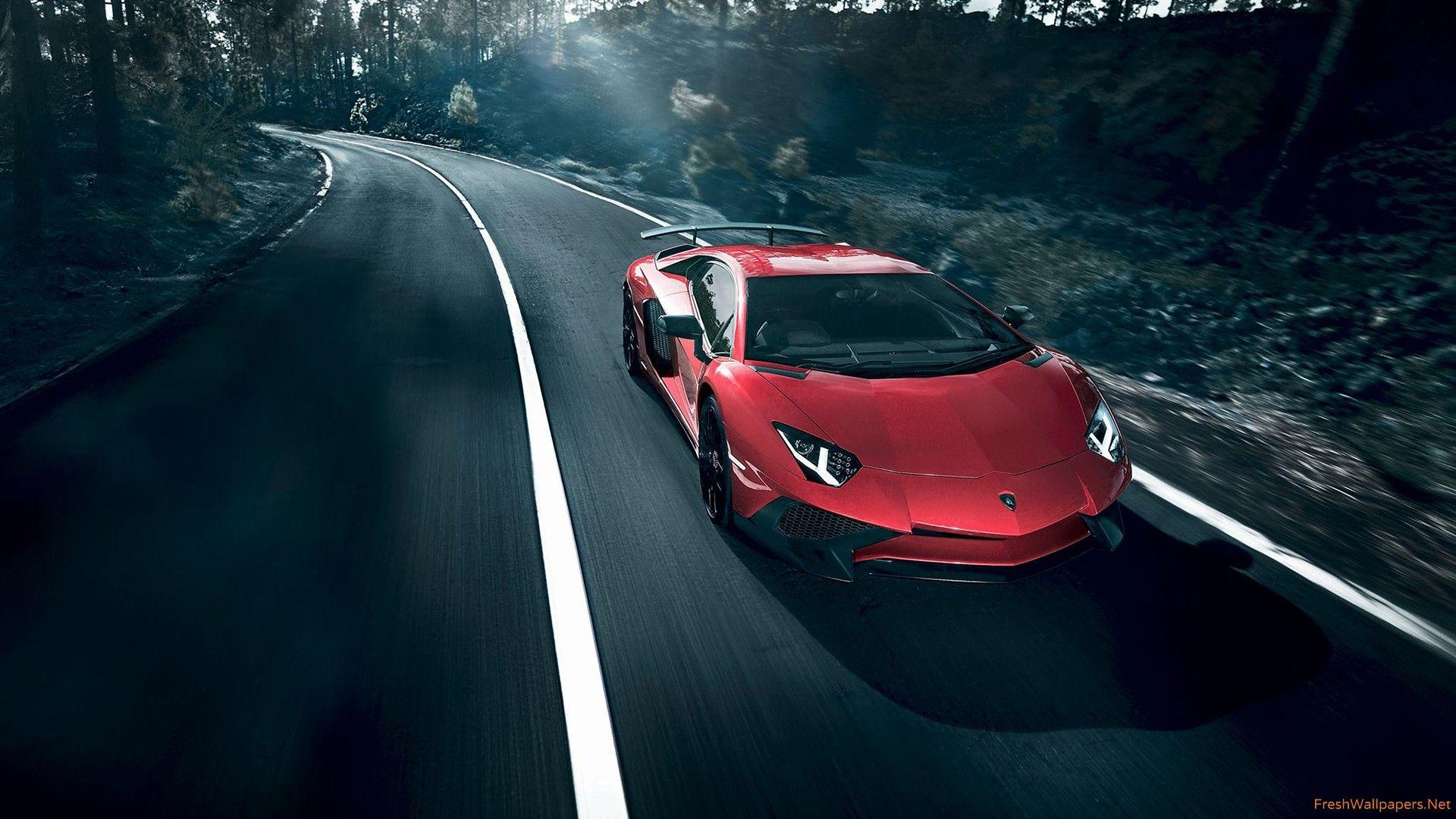 Lamborghini Aventador Sv Wallpapers Wallpaper Cave