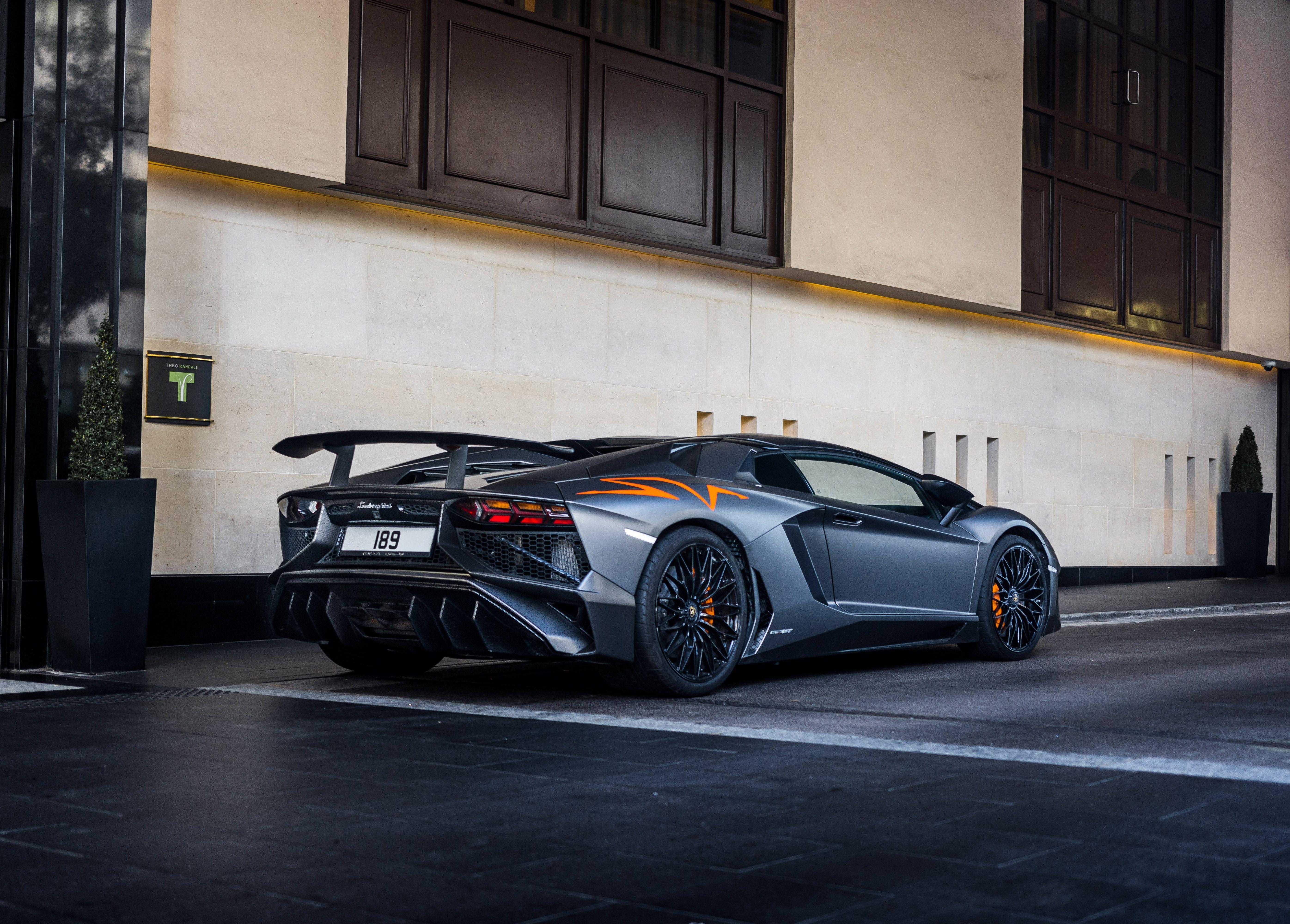 Lamborghini Aventador SV Wallpapers - Wallpaper Cave