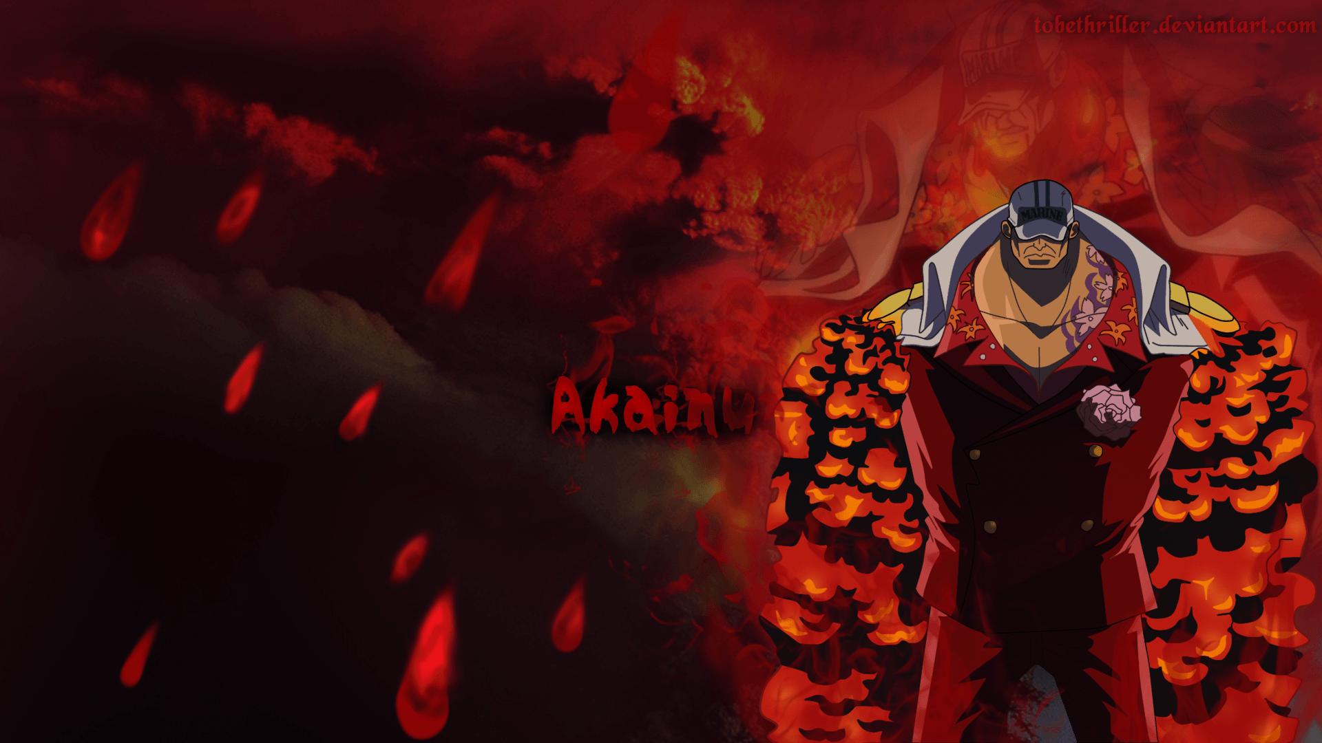 admiral akainu hd
