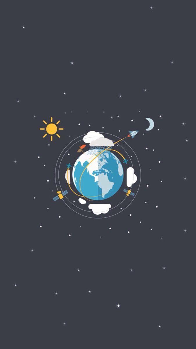 Flat Earth Wallpapers Wallpaper Cave