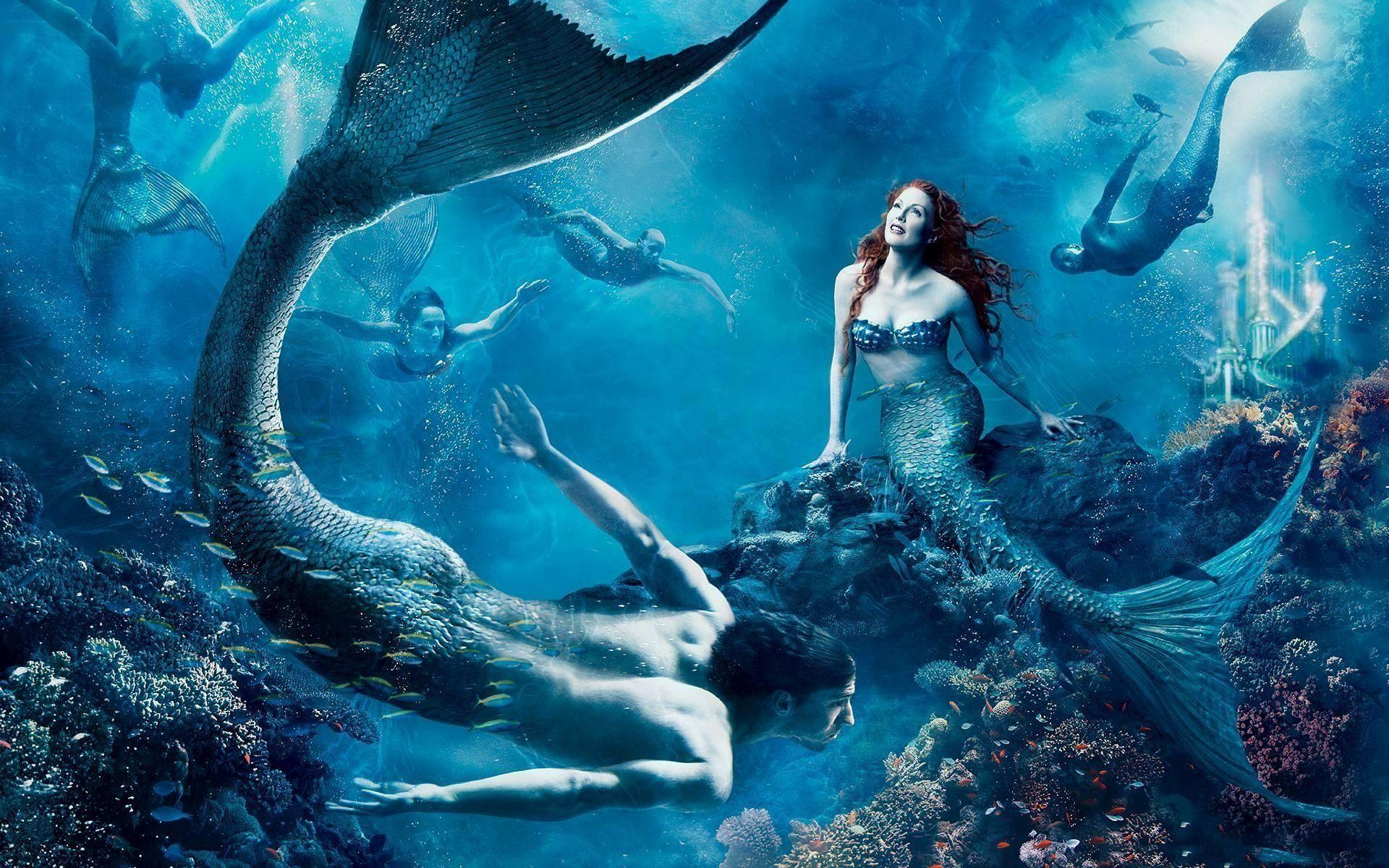 Mermaids Wallpapers Wallpaper Cave