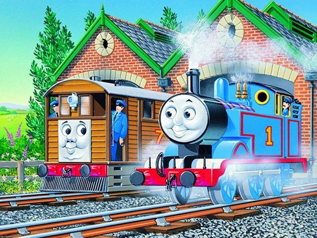 Thomas The Tank Engine Wallpapers Wallpaper Cave
