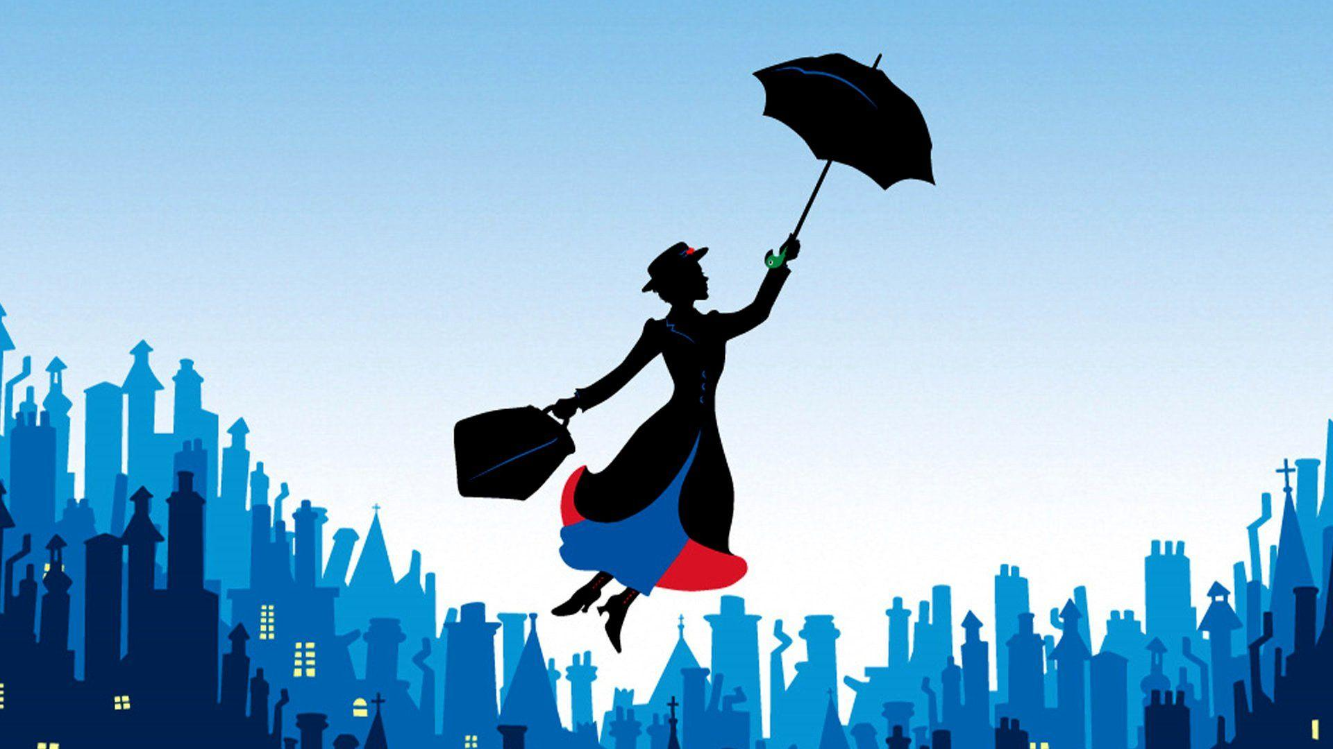 Mary poppins wallpapers wallpaper cave - Mary poppins wallpaper ...