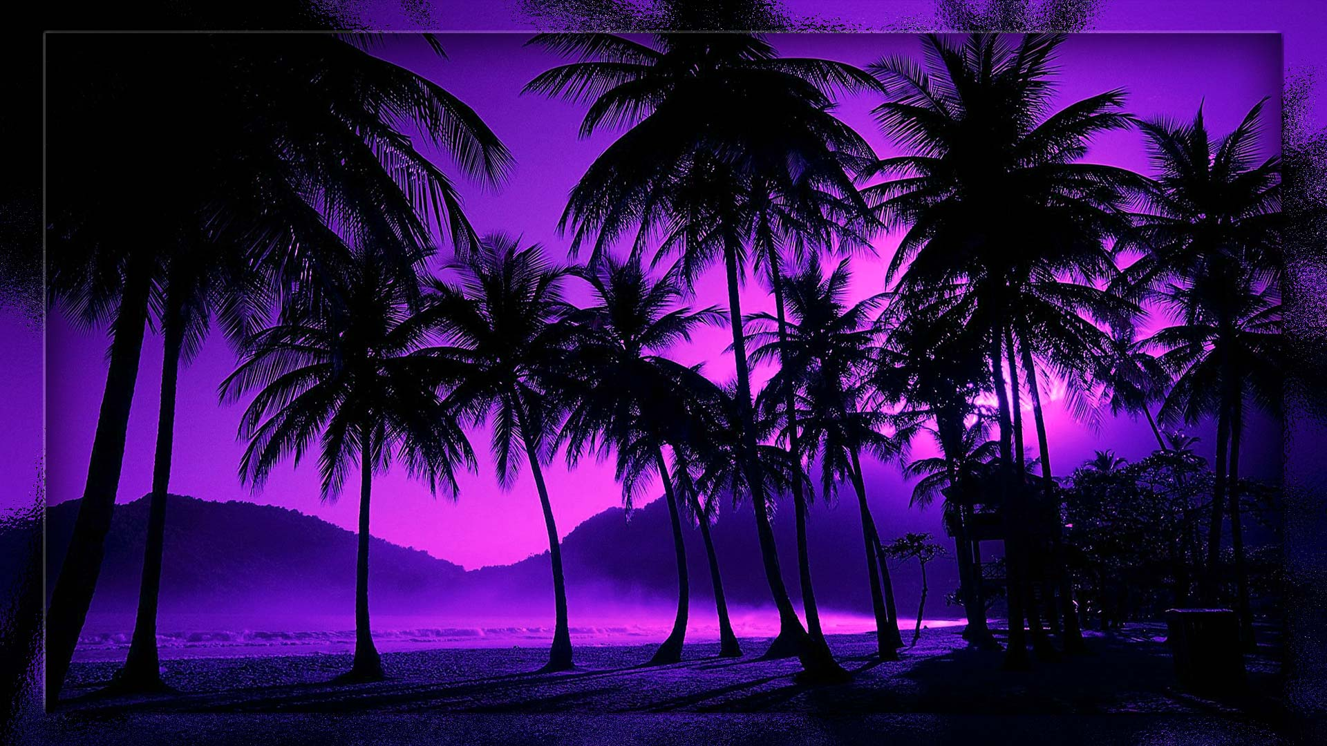 Astonishing Purple Night Wallpapers Wallpaper Cave Download Free Architecture Designs Scobabritishbridgeorg